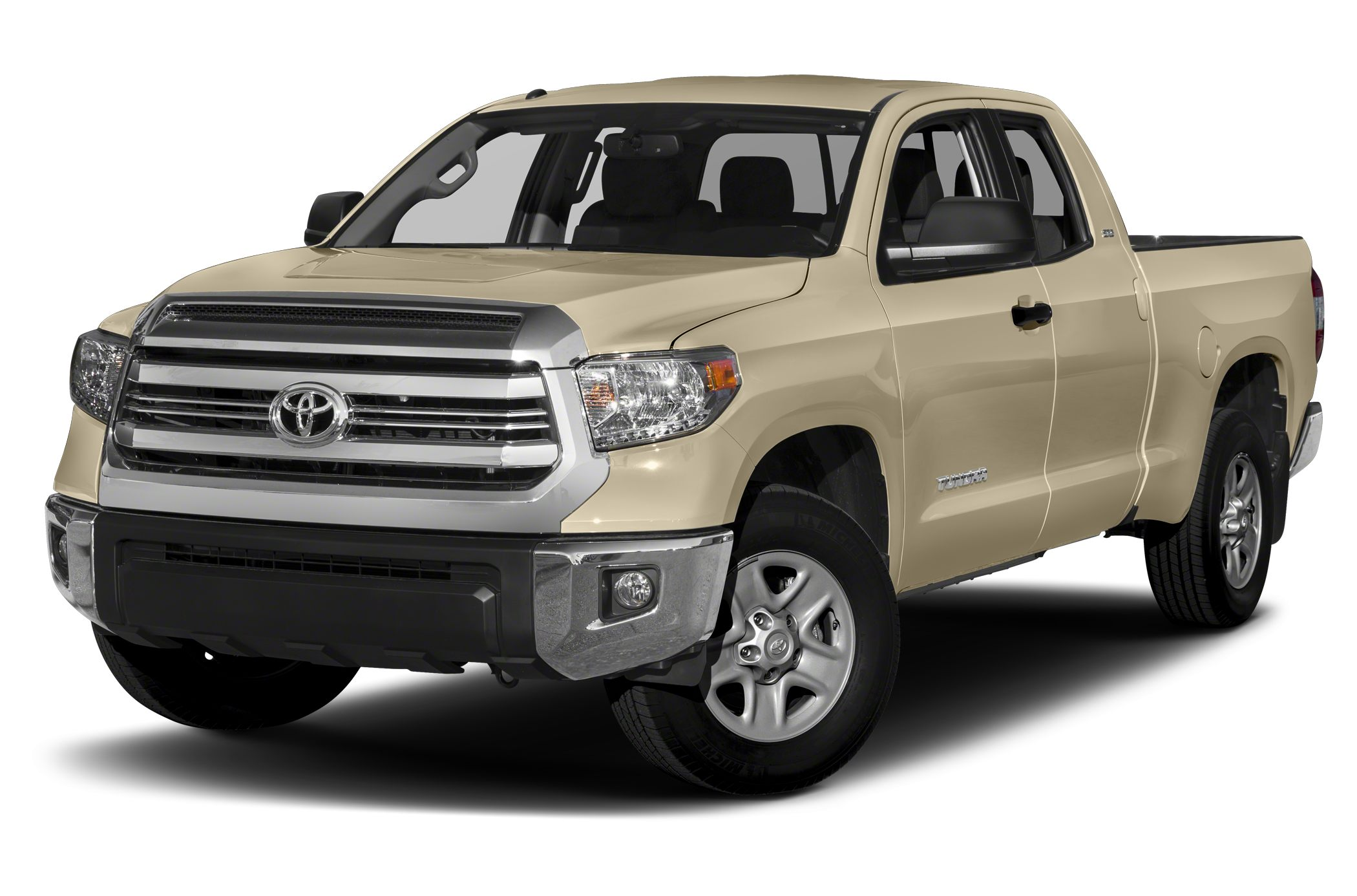 2017 Toyota Tundra SR5 5.7L V8 4x4 Double Cab Long Bed 8 ft. box 164.6 in. WB