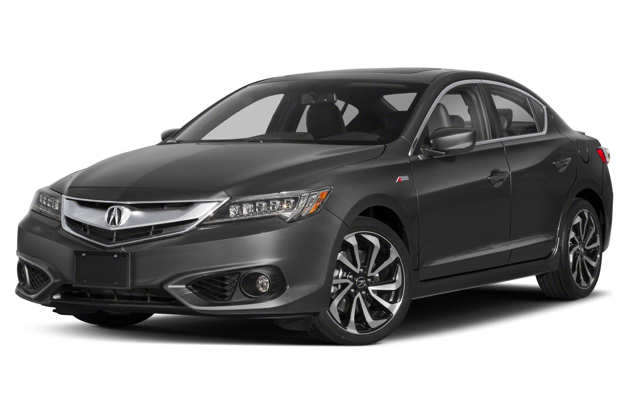 2018 Acura ILX Premium & A-SPEC Packages 4dr Sedan