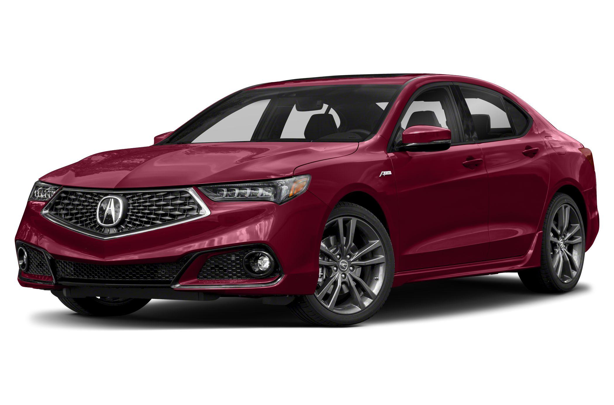 2018 Acura Tlx 3 5l Tech A Spec Pkgs 4dr Sh Awd Sedan Specs And Prices