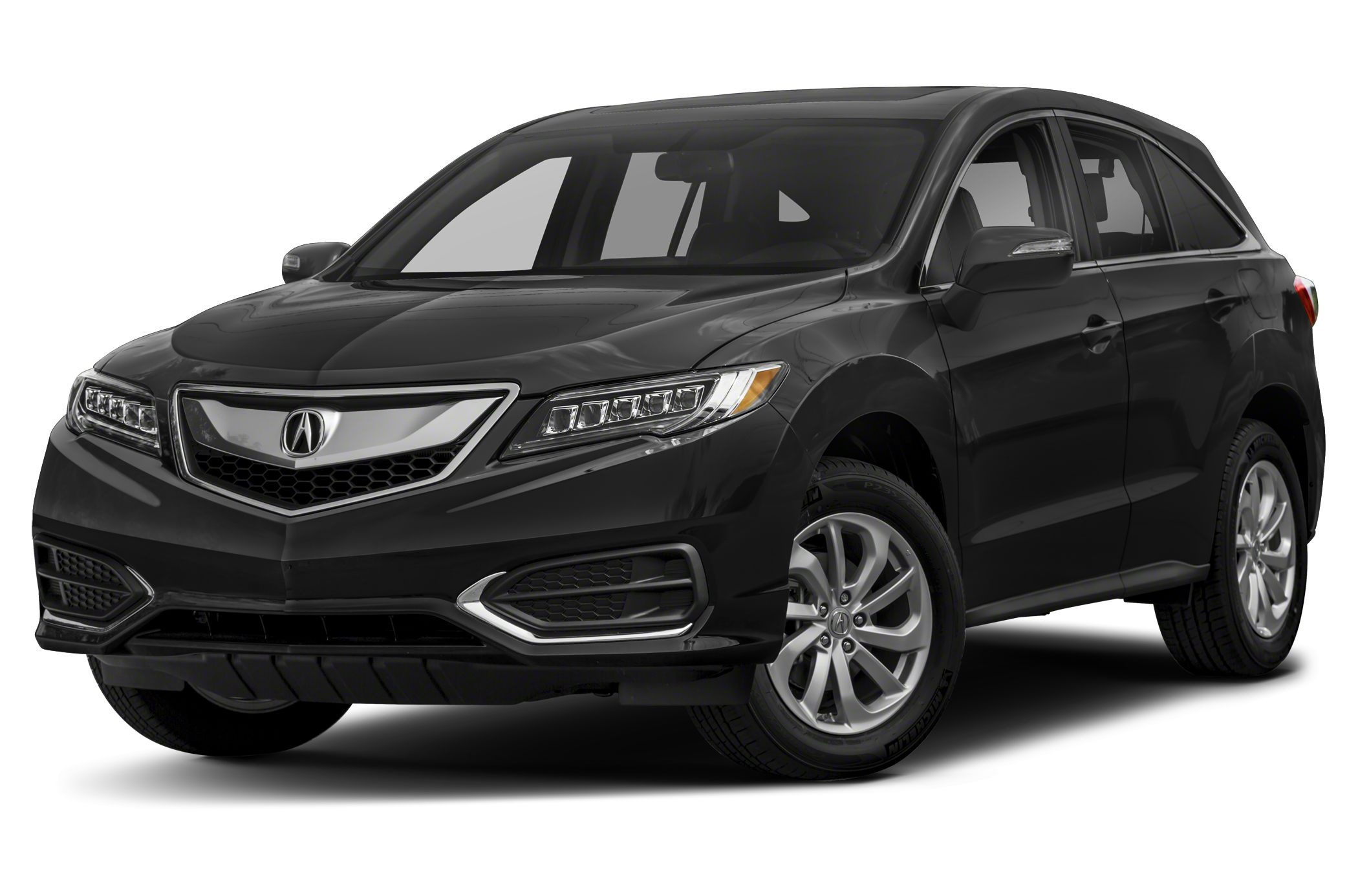 2018 Acura RDX New Car Test Drive