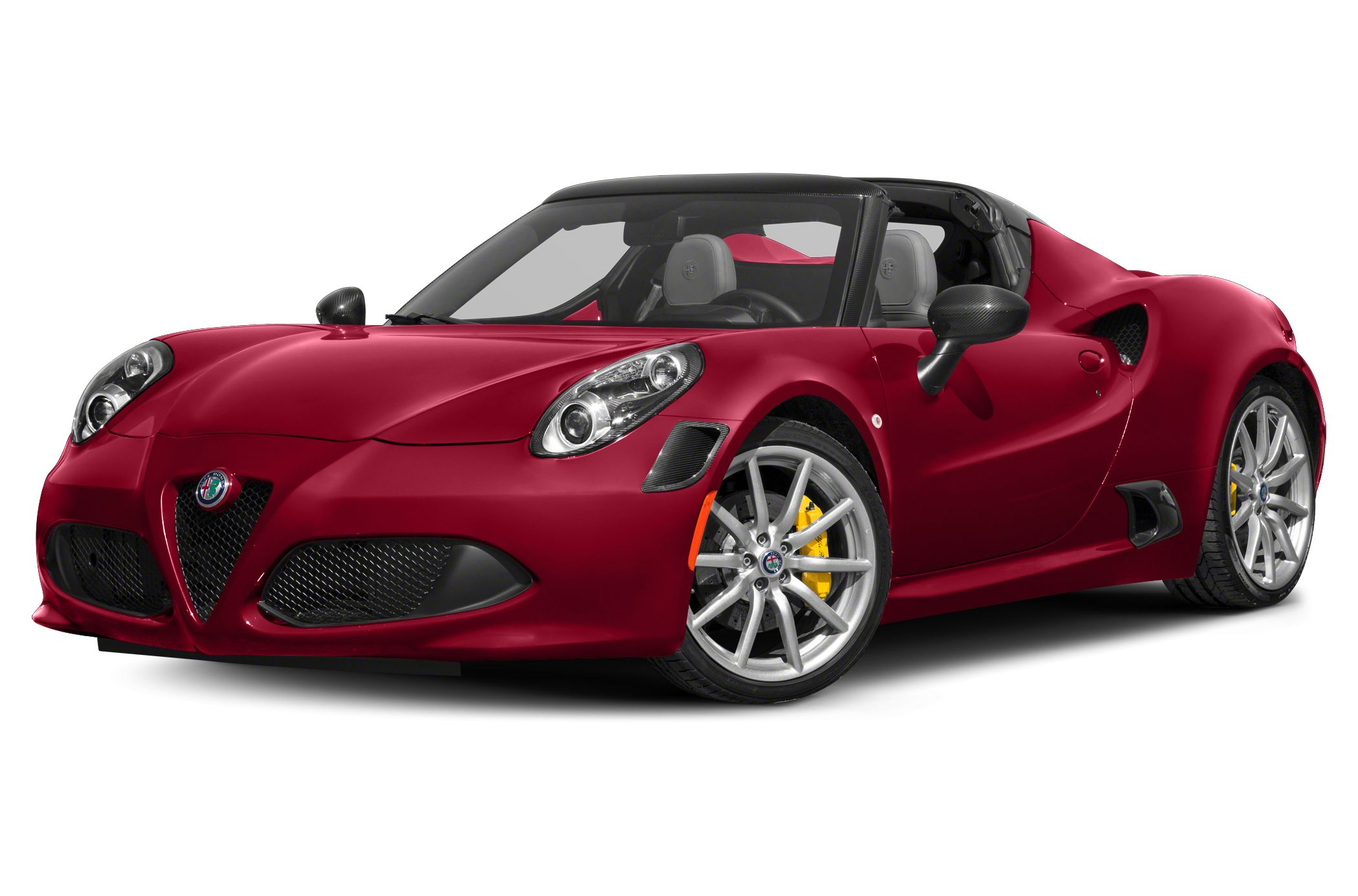 2018 Alfa Romeo 4C Spider Base 2dr Convertible Pricing and Options