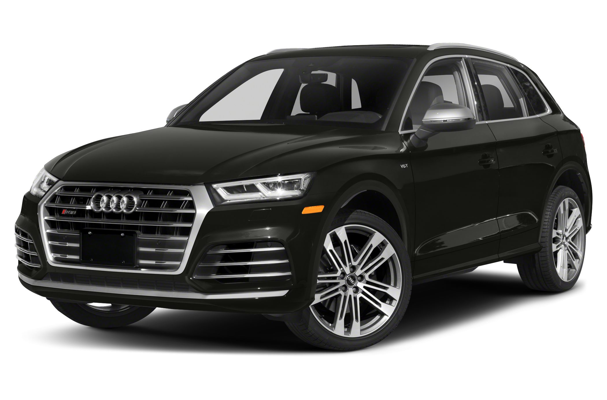 The 2018 Audi SQ5 looks mean and switches to turbo power - Autoblog
