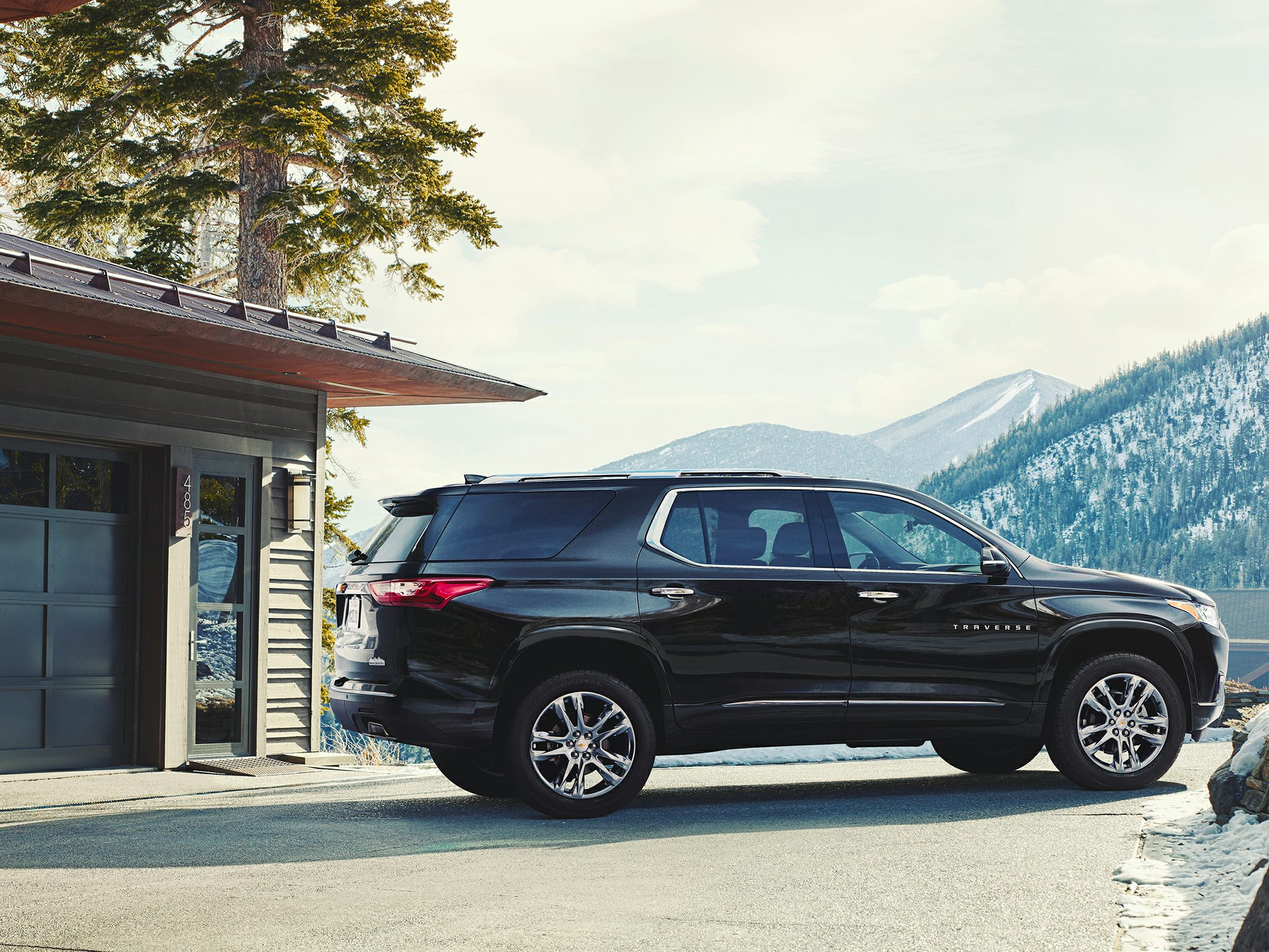 2019 Chevrolet Traverse Premier All-wheel Drive