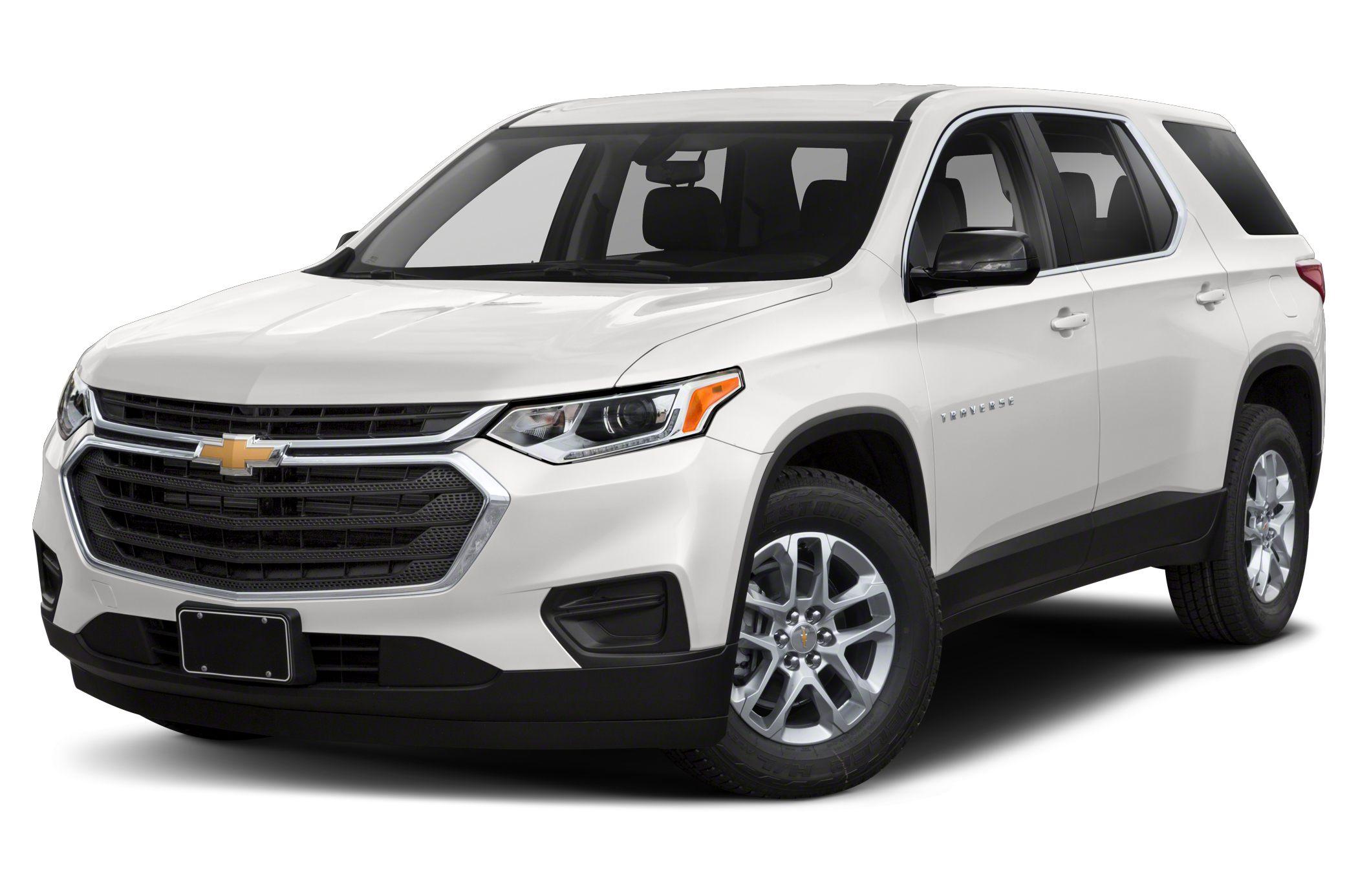 2020 Chevrolet Traverse Pictures