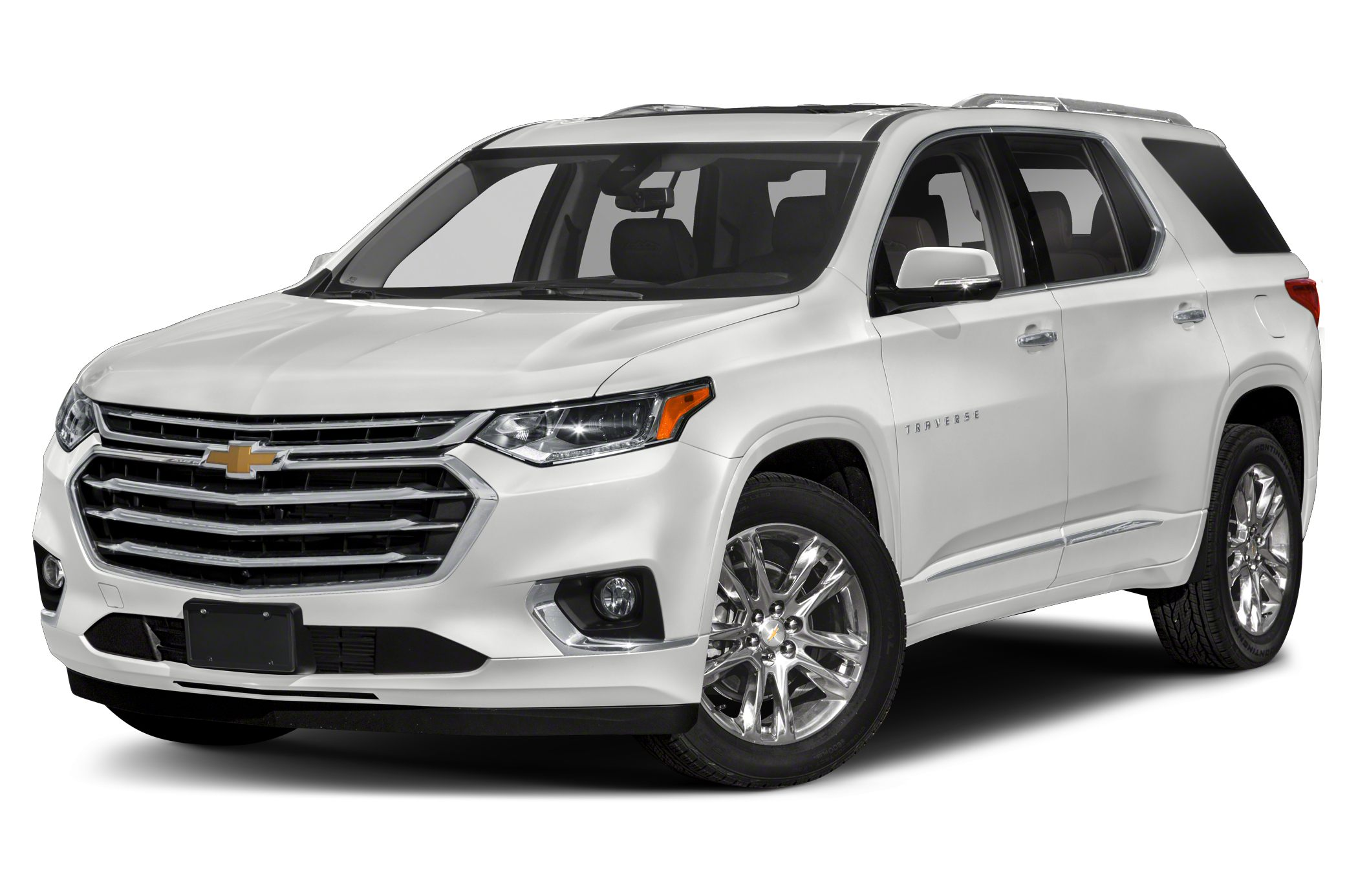 2018 Chevrolet Traverse High Country All Wheel Drive Pricing And