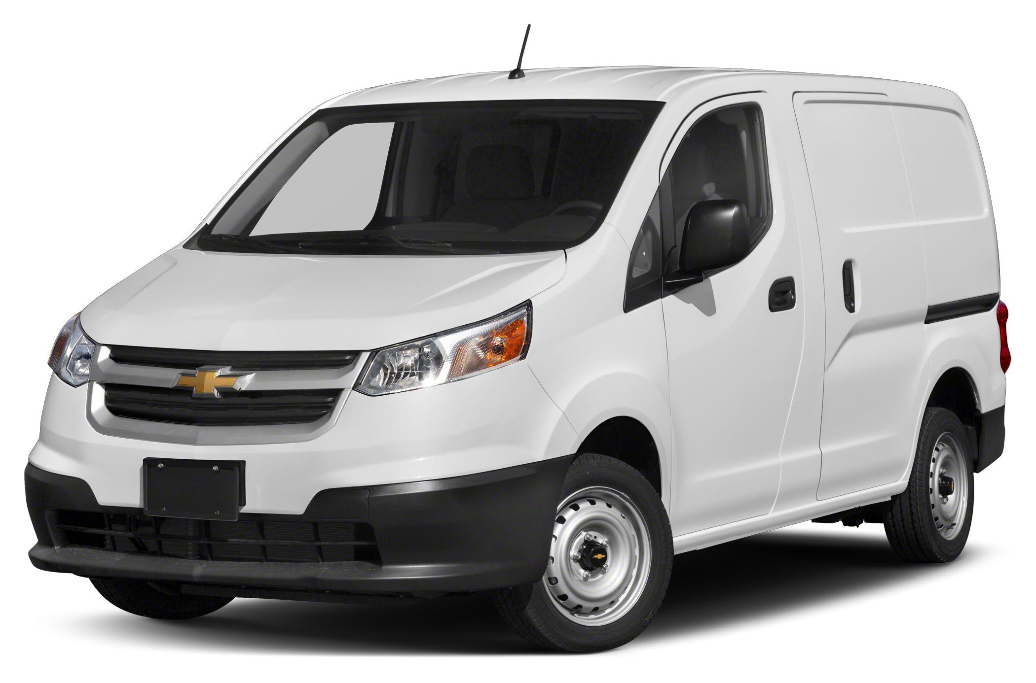 8 Chevrolet City Express 8LS Cargo Van Specs and Prices