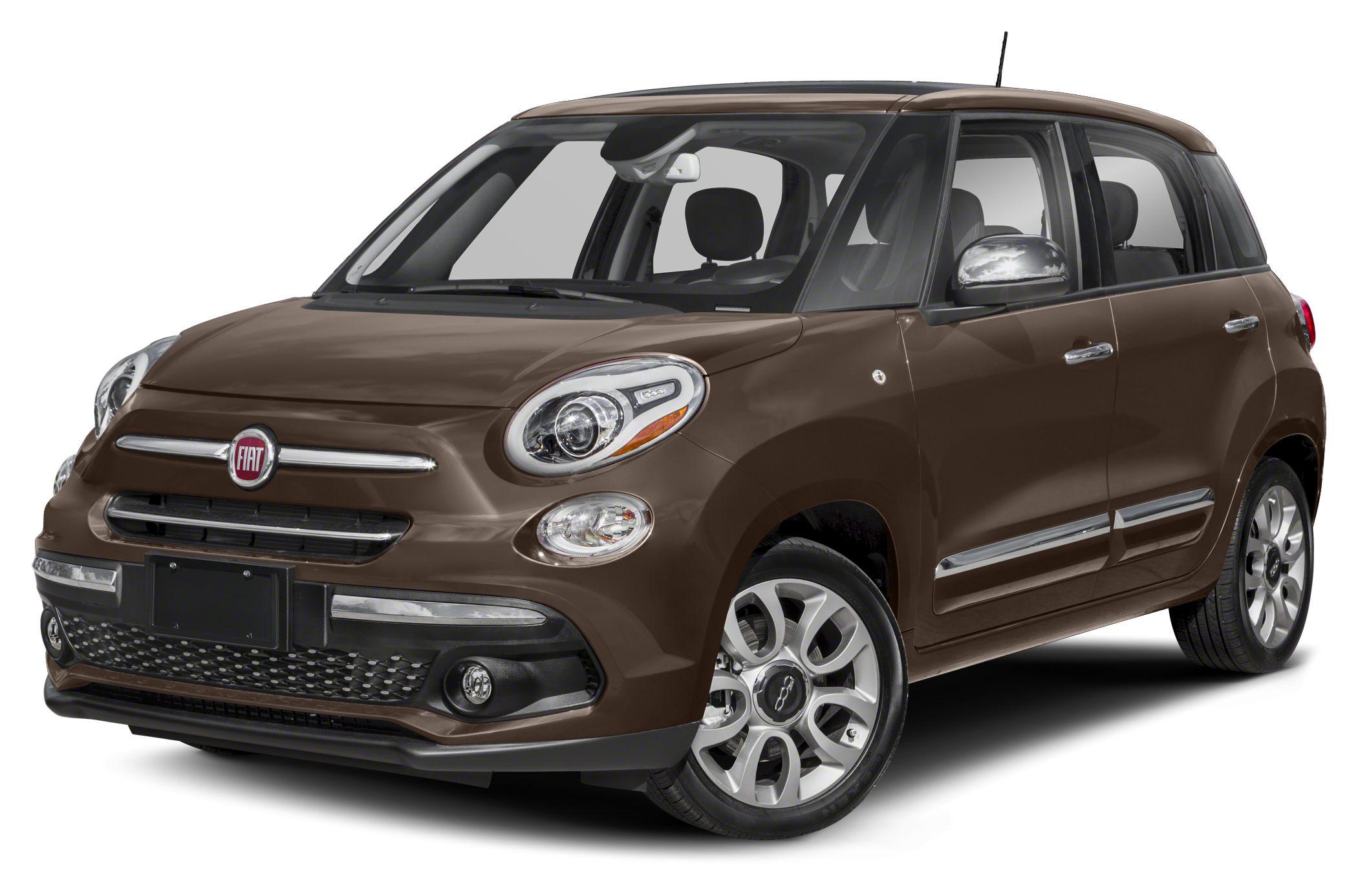 2018 Fiat 500l Trekking 4dr Hatchback Pictures