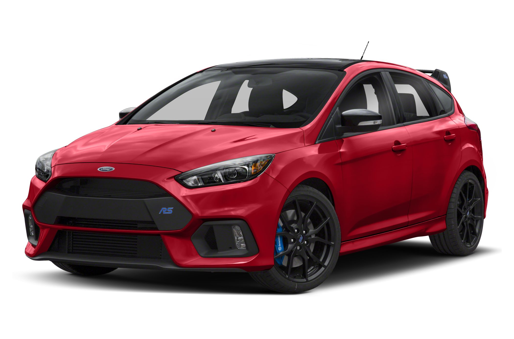 2018 Ford Focus Rs Base 4dr Hatchback Pricing And Options