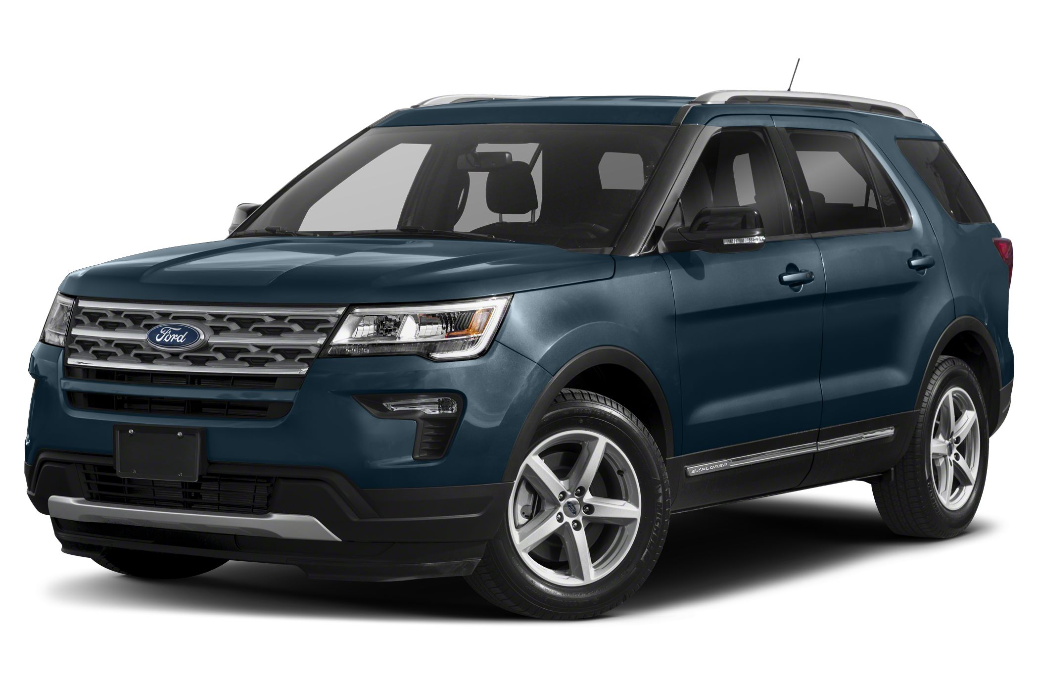 2019 Ford Explorer XLT 4dr Front-wheel Drive