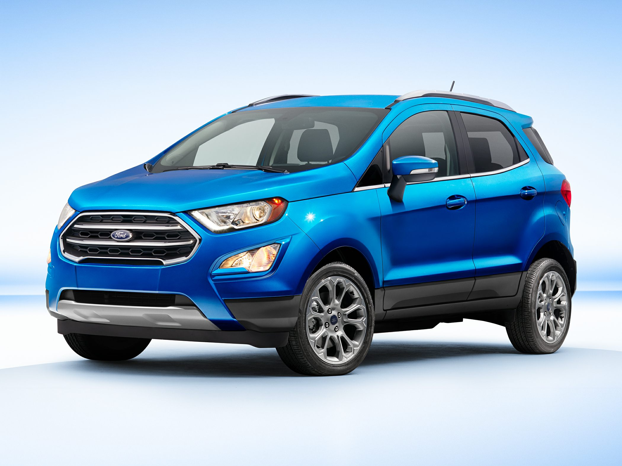 Ford EcoSport Prices Reviews And New Model Information