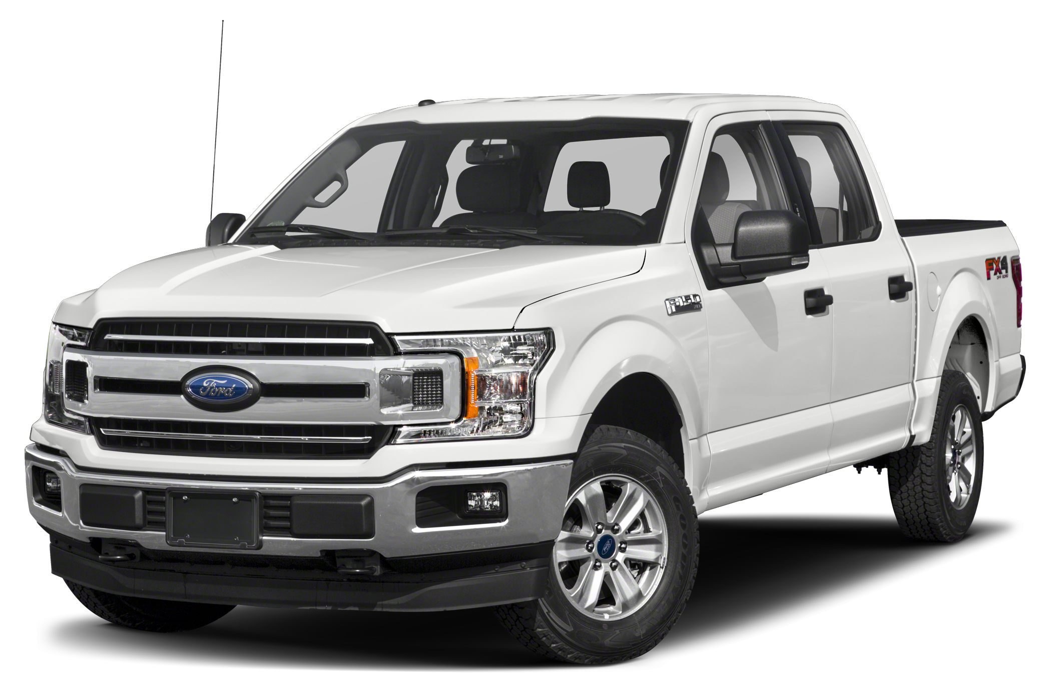 Ford F 150 Trim Levels >> 2019 Ford F 150 Xlt 4x4 Supercrew Cab Styleside 5 5 Ft Box 145 In Wb Pictures