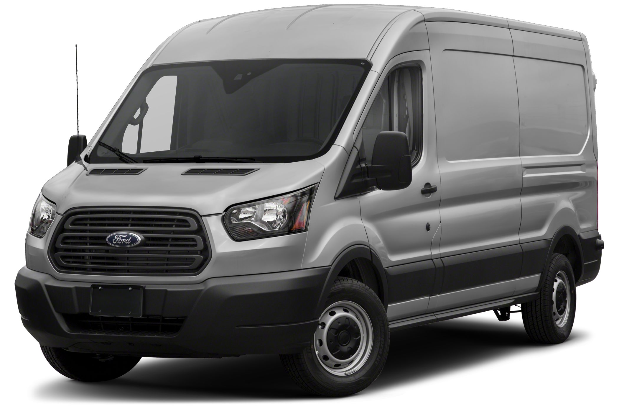 2019 Ford Transit-150 Base w/Sliding Pass-Side Cargo Door Medium Roof Cargo Van 129.9 in. WB