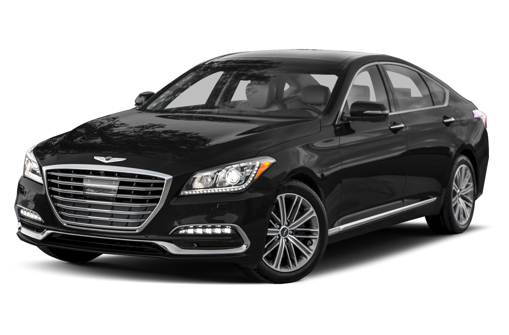 2018 Genesis G80 Sport Gets The G90 S Twin Turbocharged V6