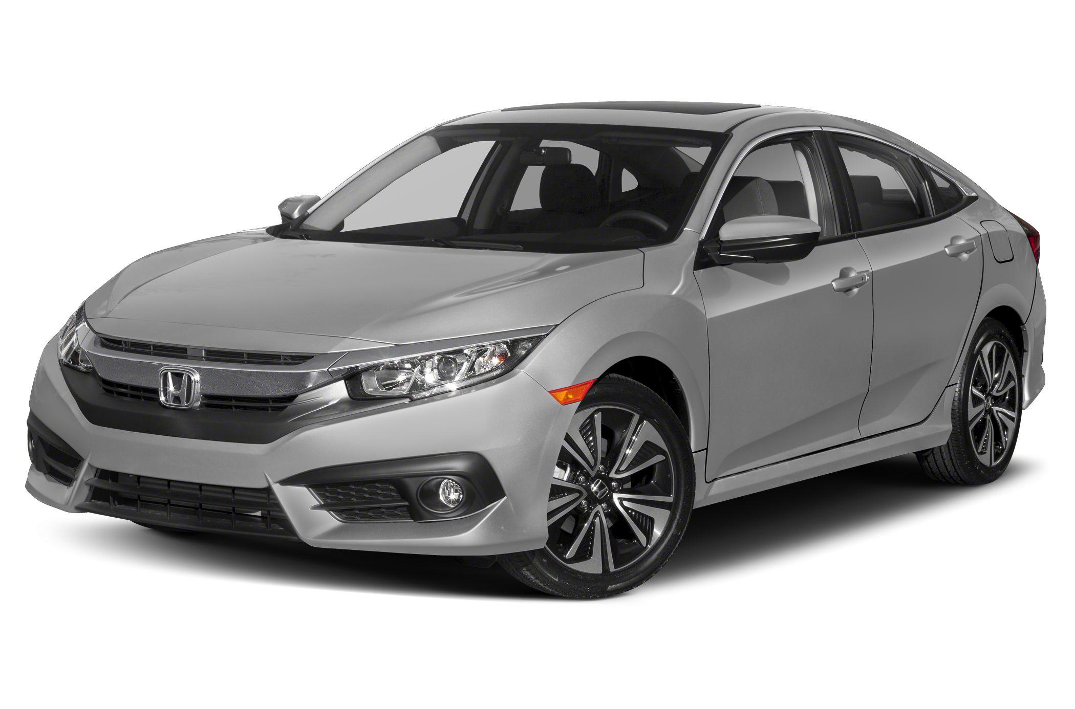 2018 Honda Civic EX-T 4dr Sedan