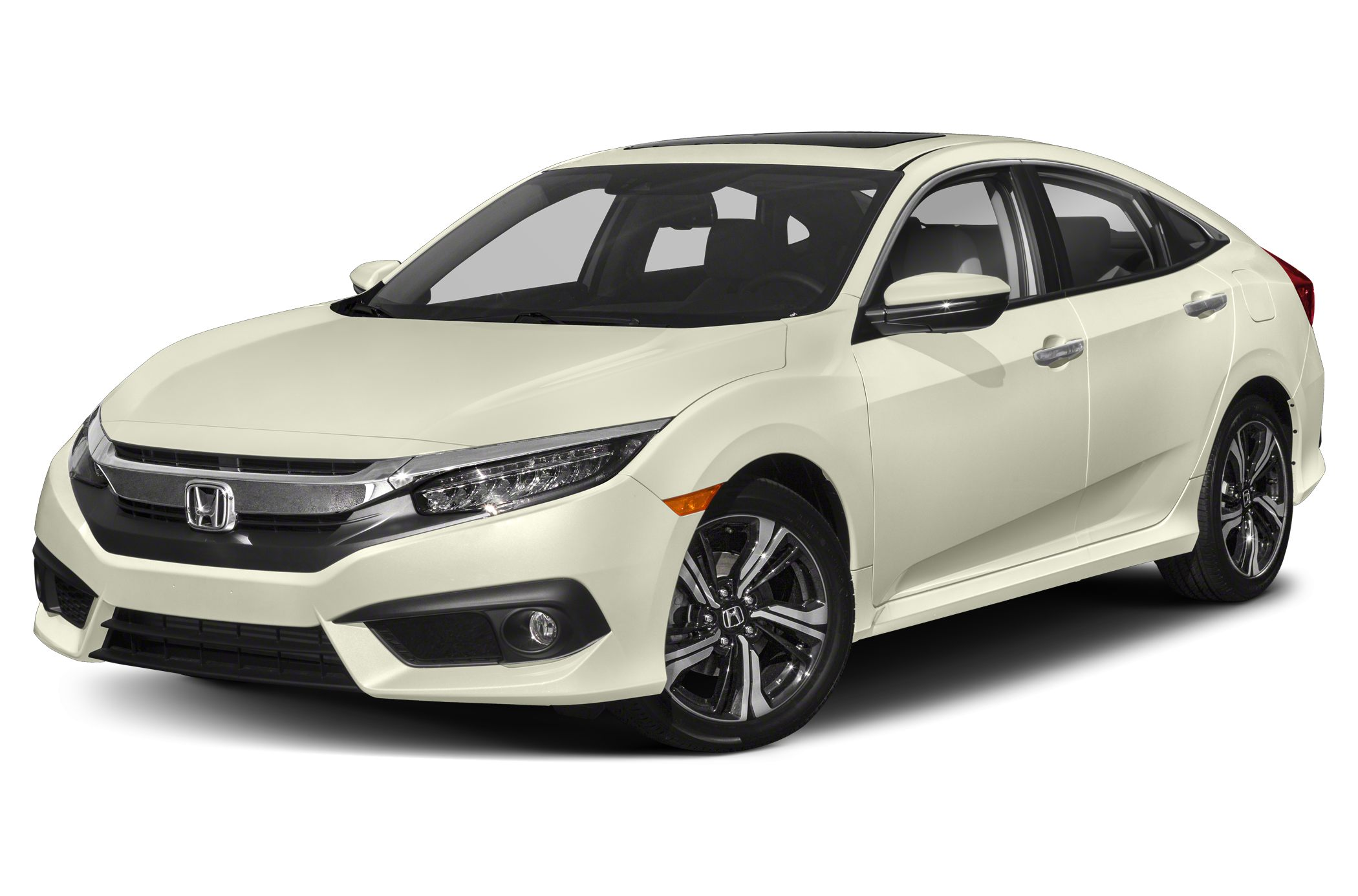 2018 Honda Civic Touring 4dr Sedan Specs and Prices