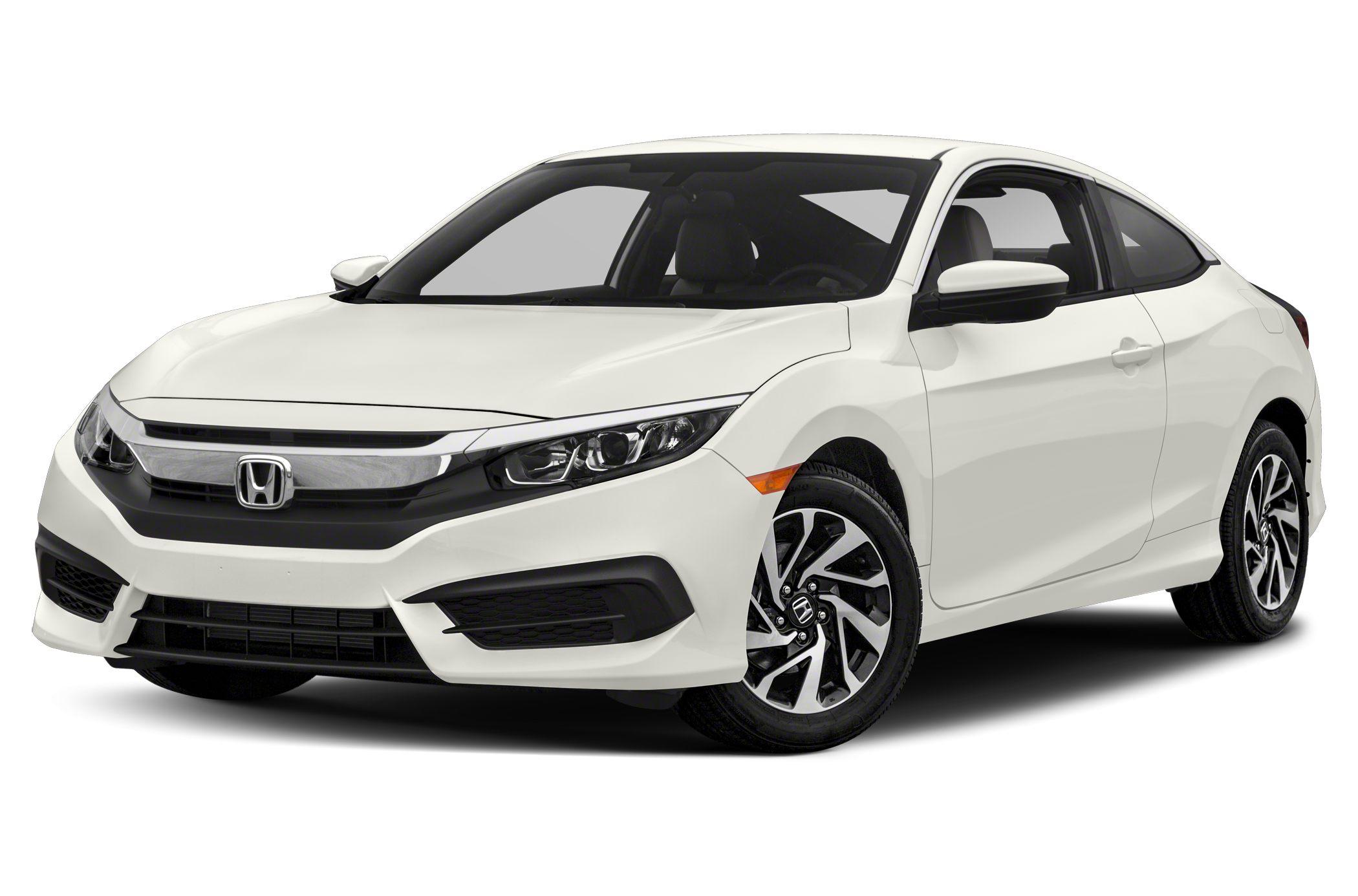 2018 Honda Civic LX 2dr Coupe
