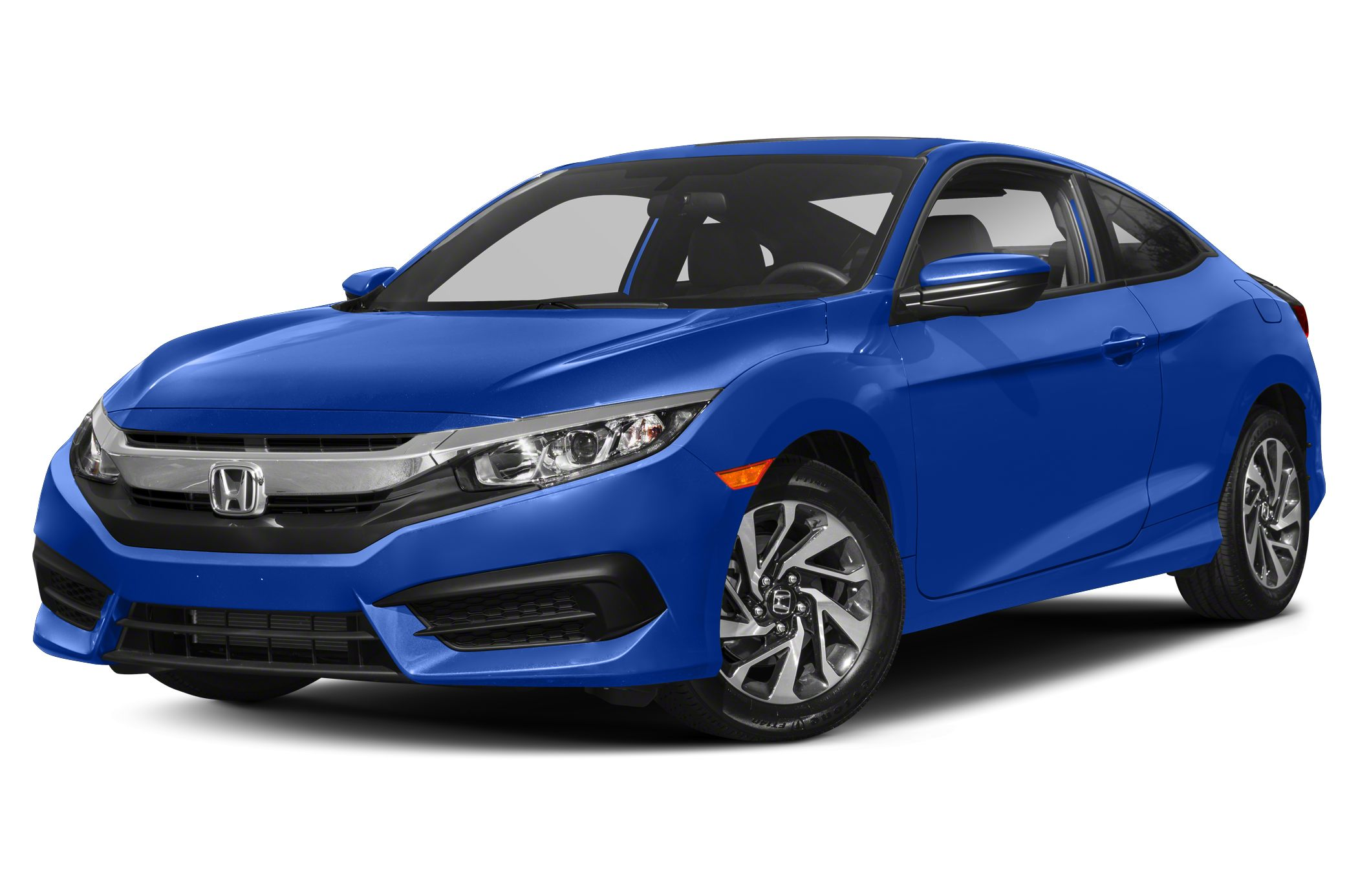 2018 Honda Civic LX-P 2dr Coupe