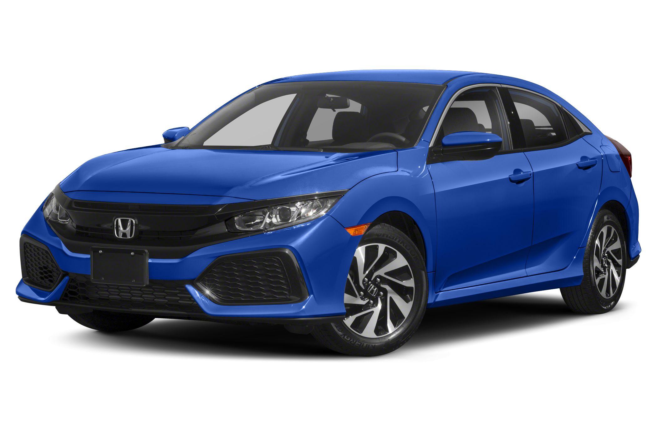 2018 Honda Civic LX 4dr Hatchback