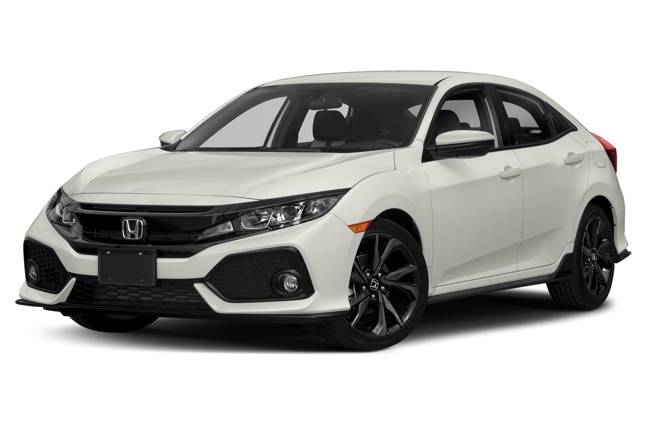 2018 Honda Civic Sport 4dr Hatchback