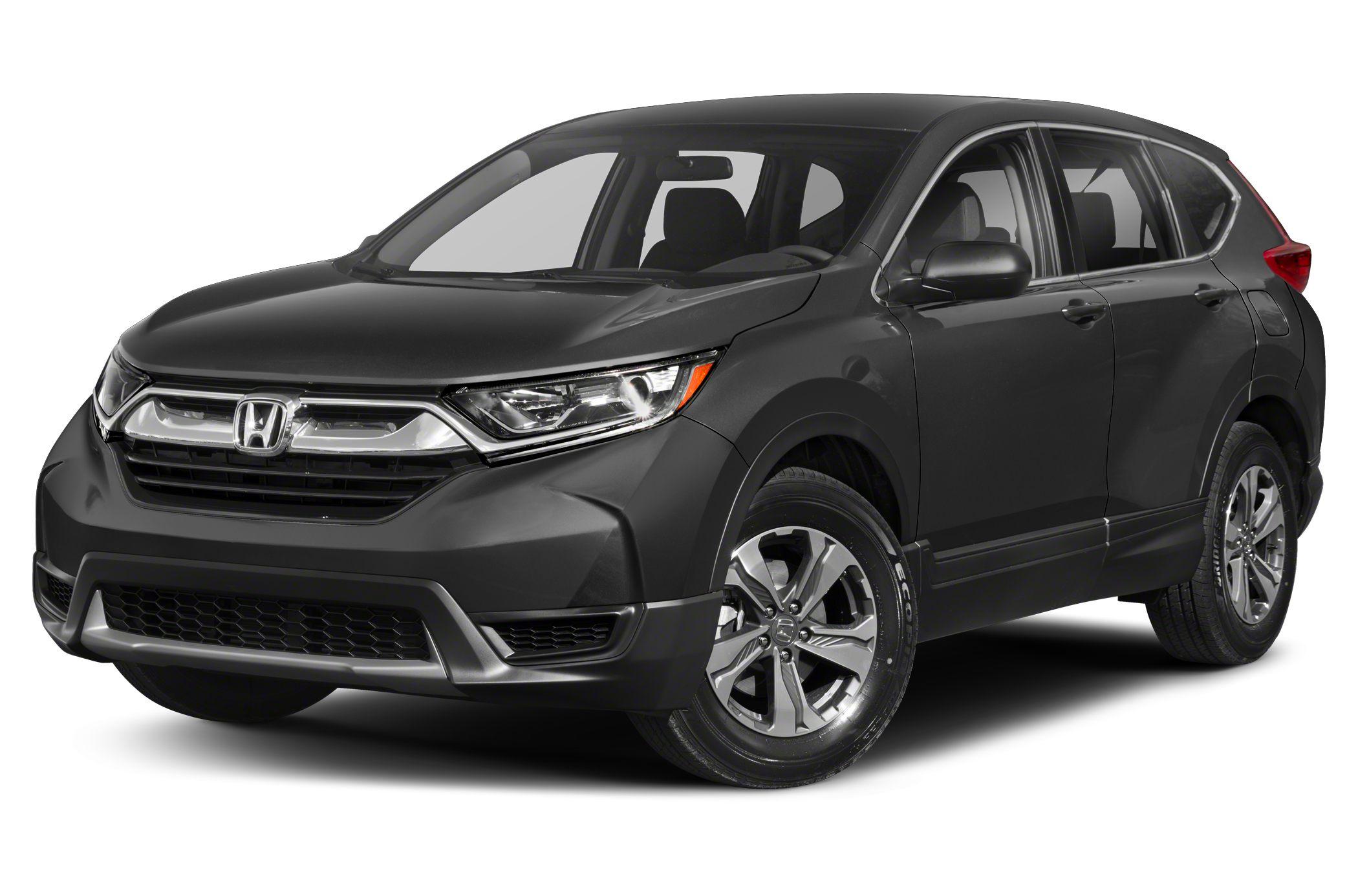 2018 Honda CR-V LX 4dr Front-wheel Drive