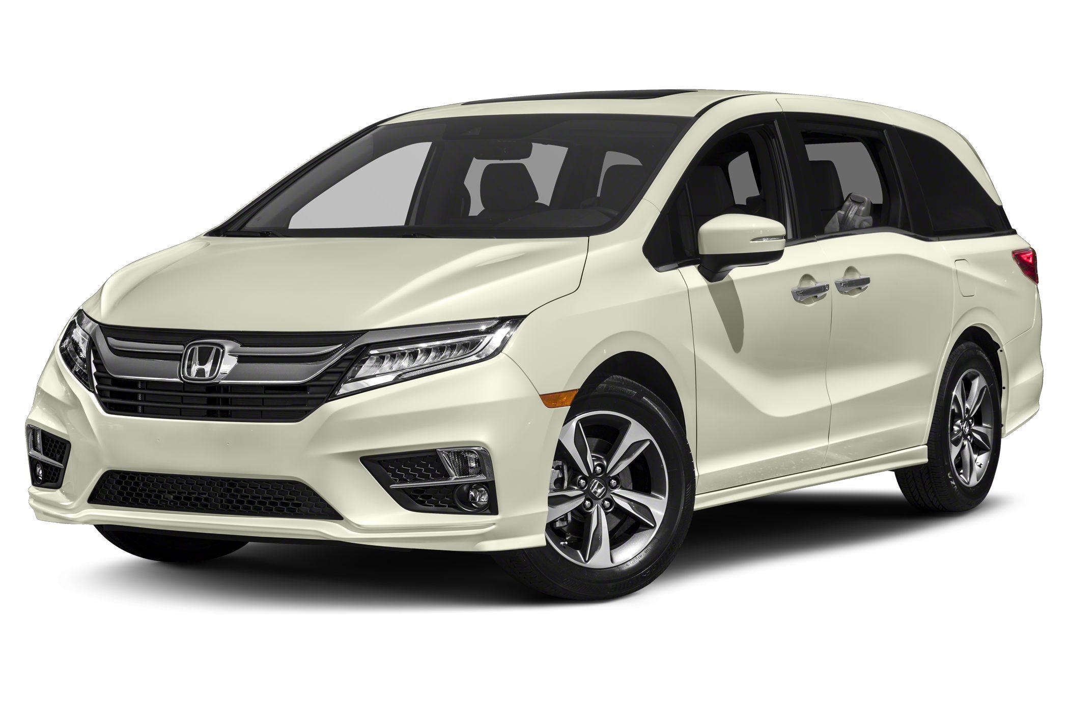 2018 Honda Odyssey Photos