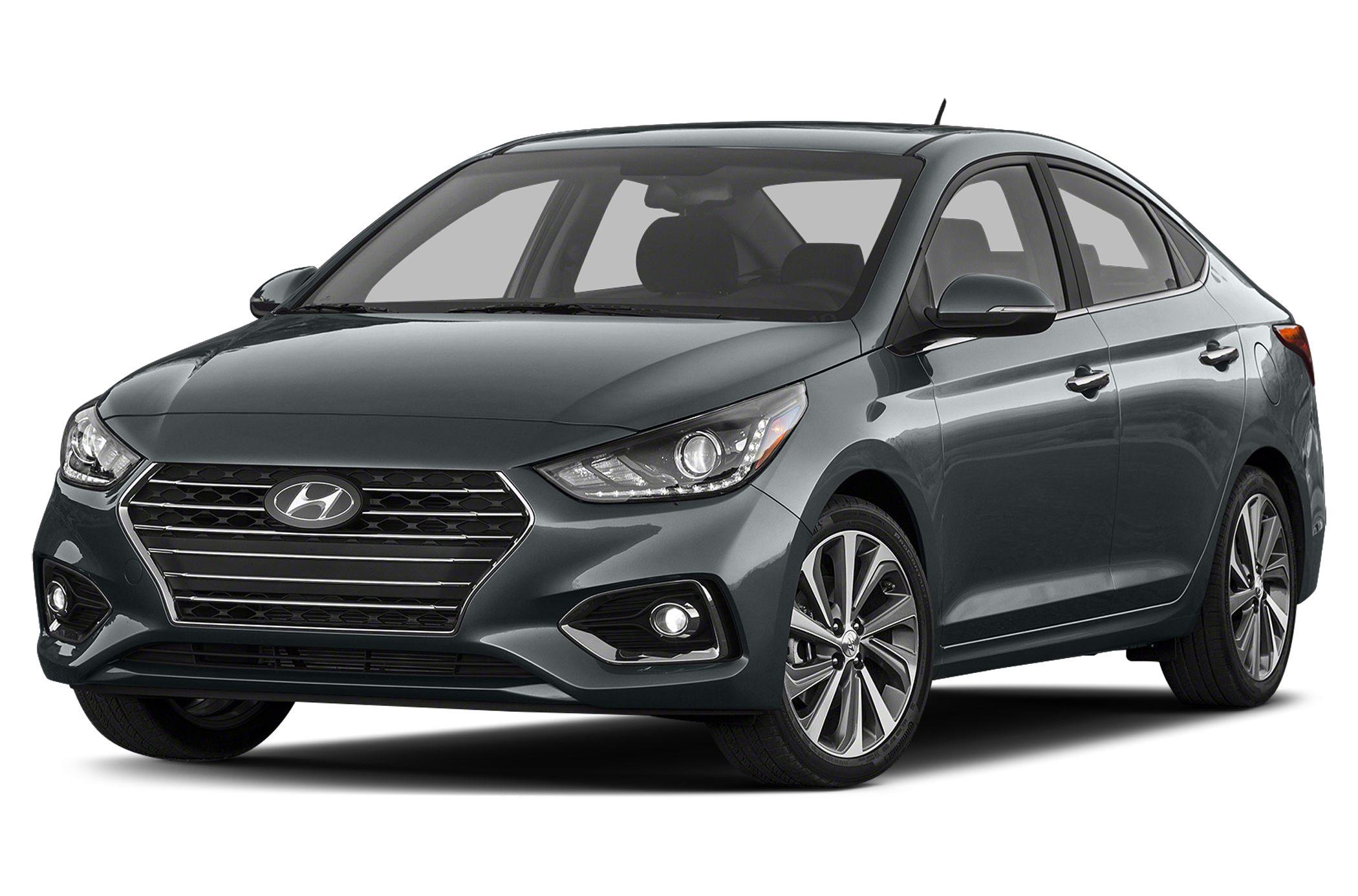2018 Hyundai Accent Starts Under 16 000 Autoblog