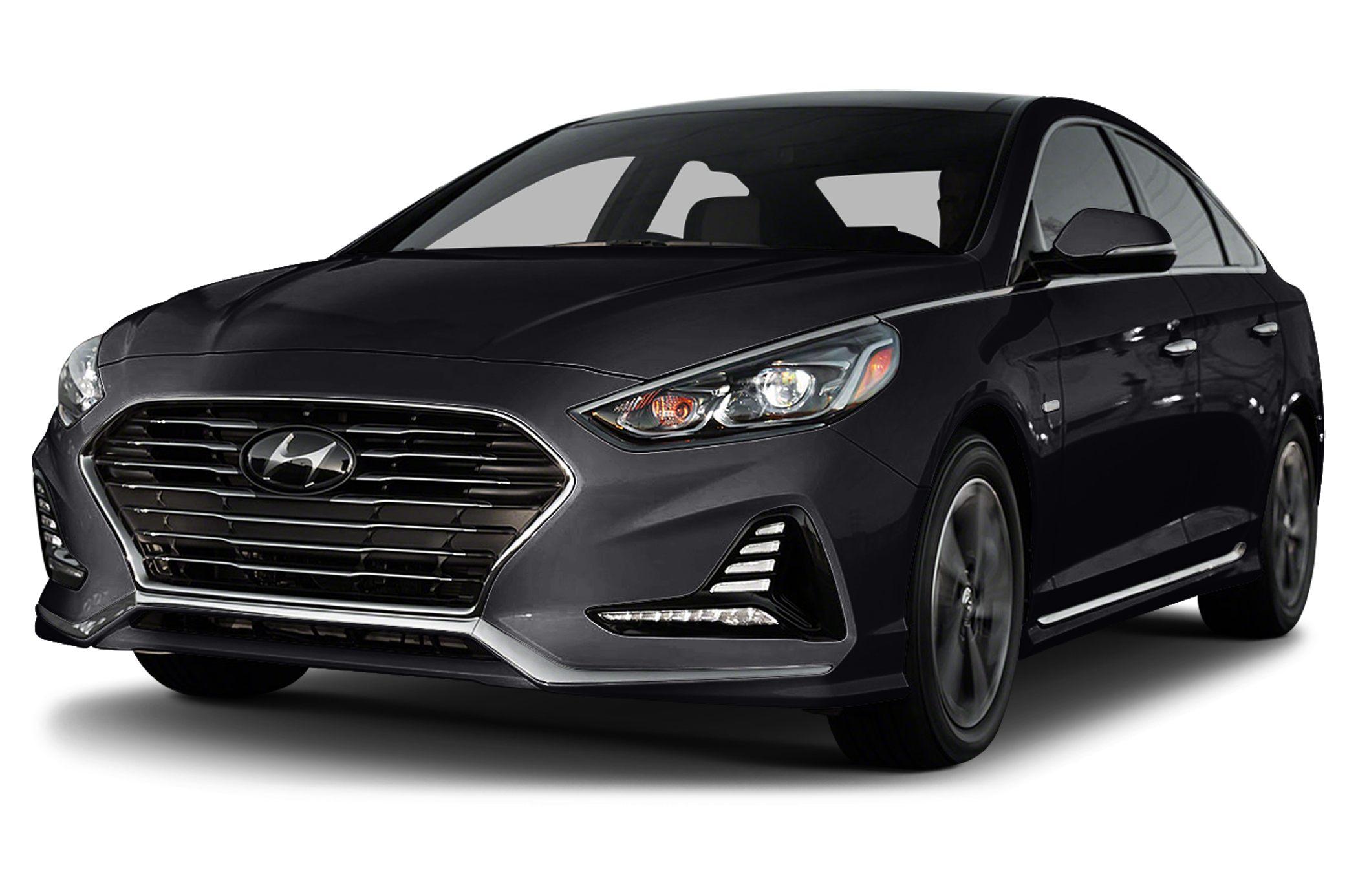 2019 Hyundai Sonata Plug-In Hybrid Base 4dr Sedan