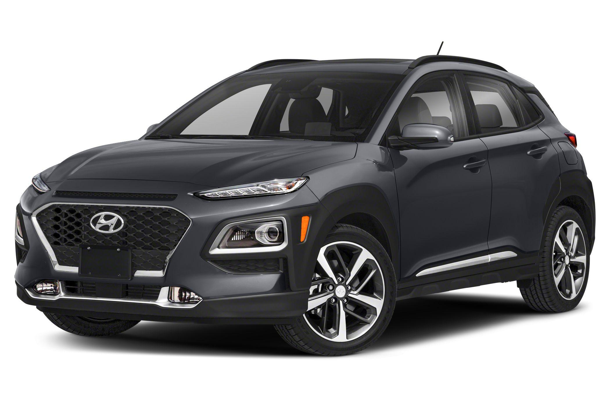 2019 Hyundai Kona Limited 4dr Front-wheel Drive