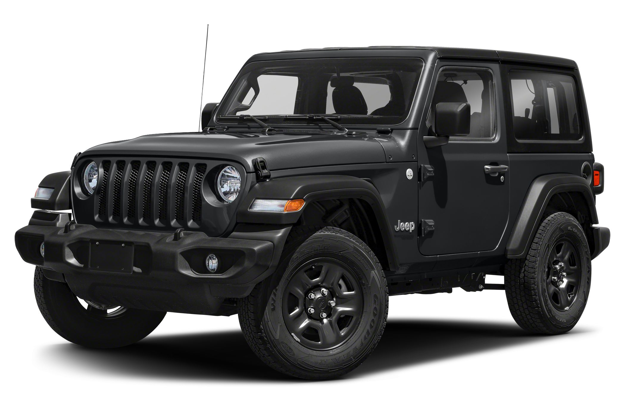 2020 Jeep Wrangler Sahara 2 Door