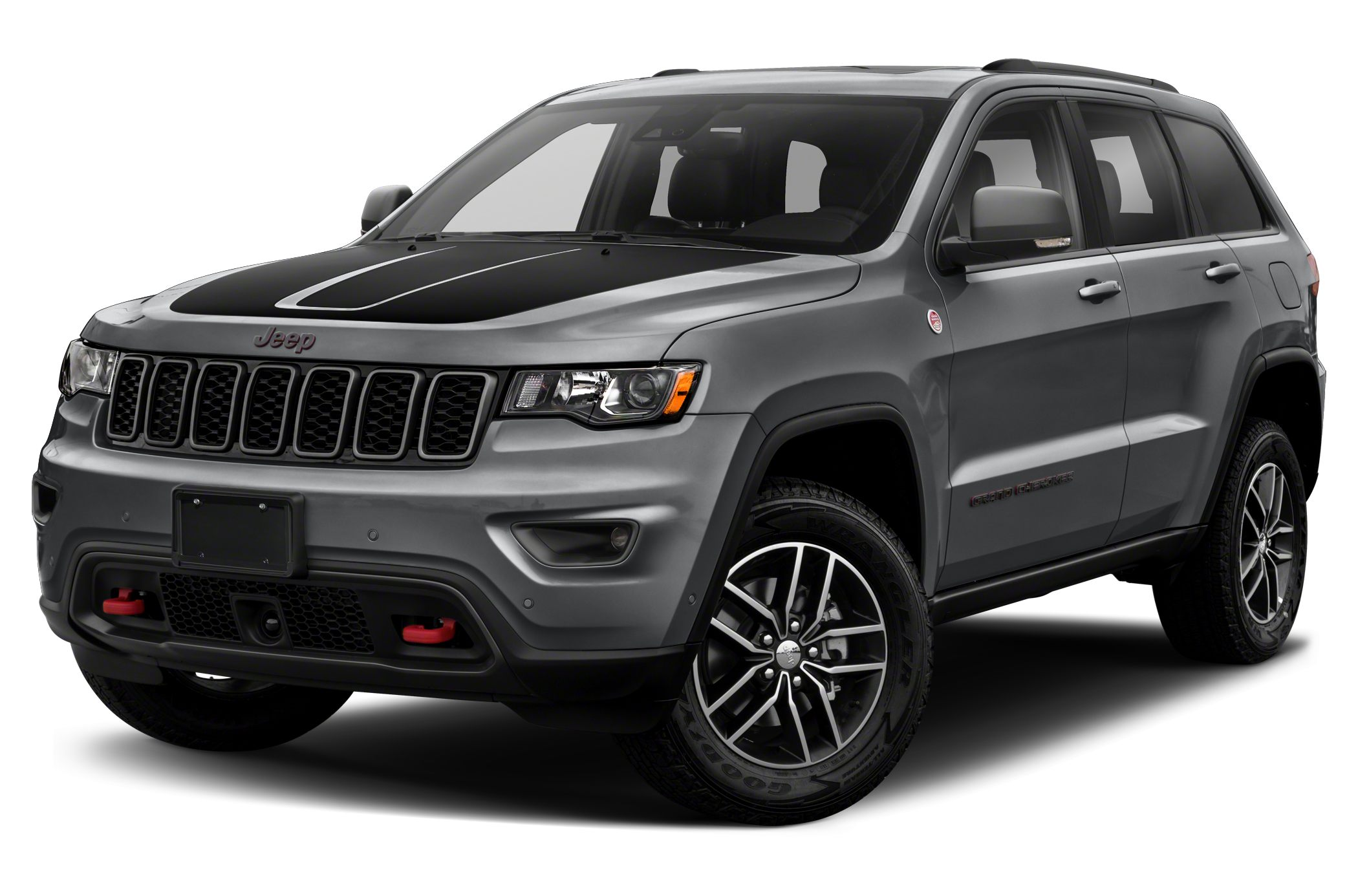 Jeep Grand Cherokee Trailhawk Black