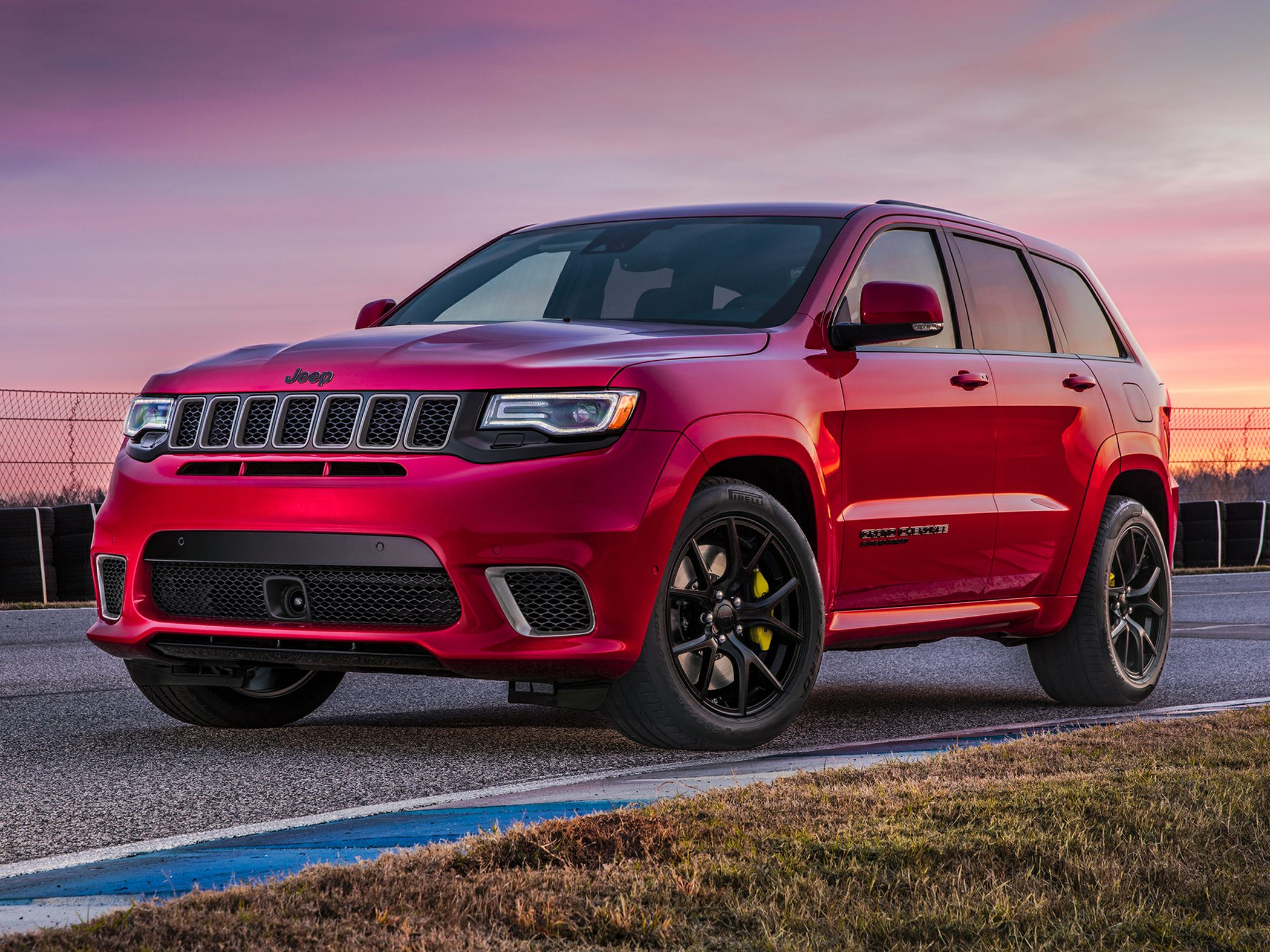 2021 Jeep Grand Cherokee Srt8 Configurations