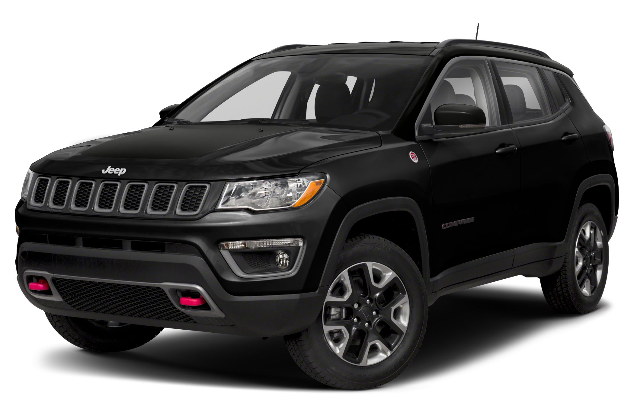 Jeep Compass Trailhawk 2019 Black
