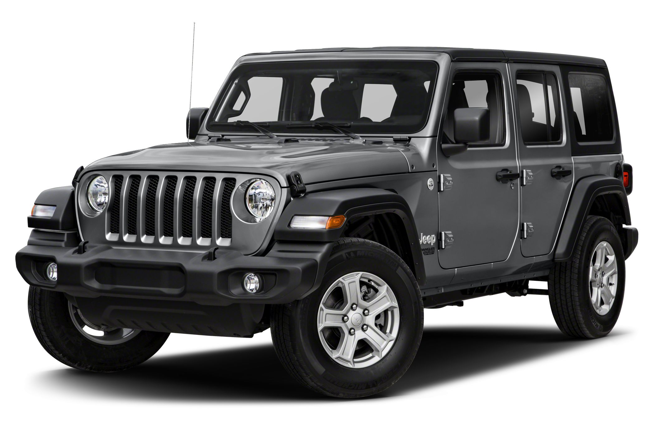 2020 Jeep Unlimited Wrangler