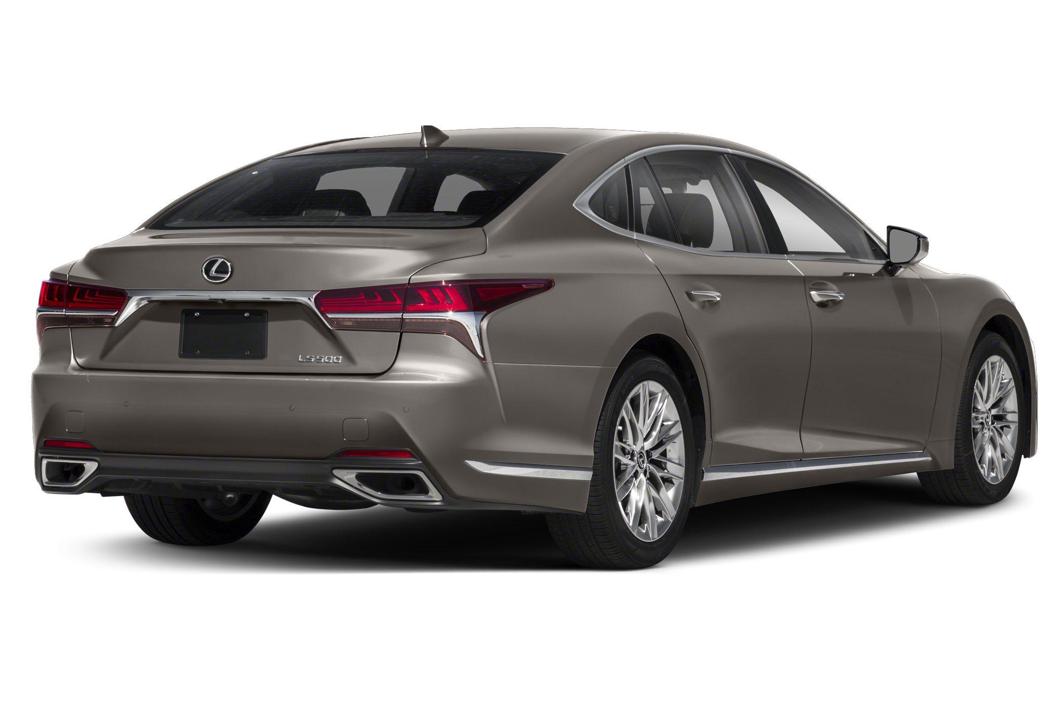 מודיעין 2019 Lexus LS 500 Information MF-81