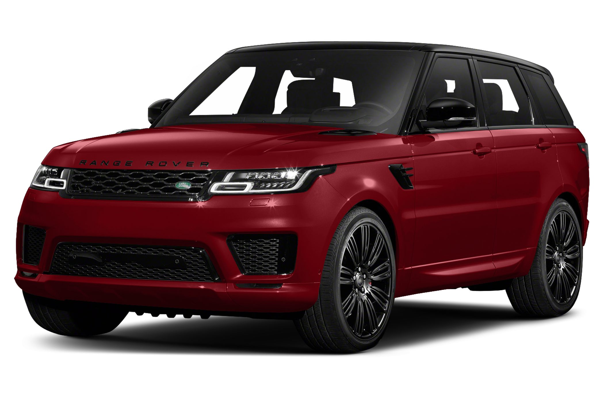 land rover announces limited edition 380 hp range rover sport hst autoblog. Black Bedroom Furniture Sets. Home Design Ideas