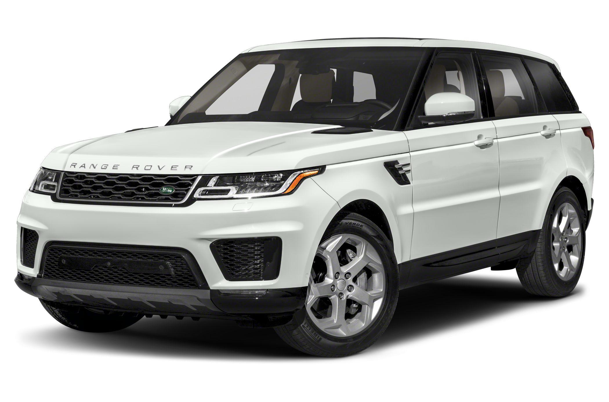 Spiksplinternieuw 2019 Land Rover Range Rover Sport Pictures | Autoblog FO-08
