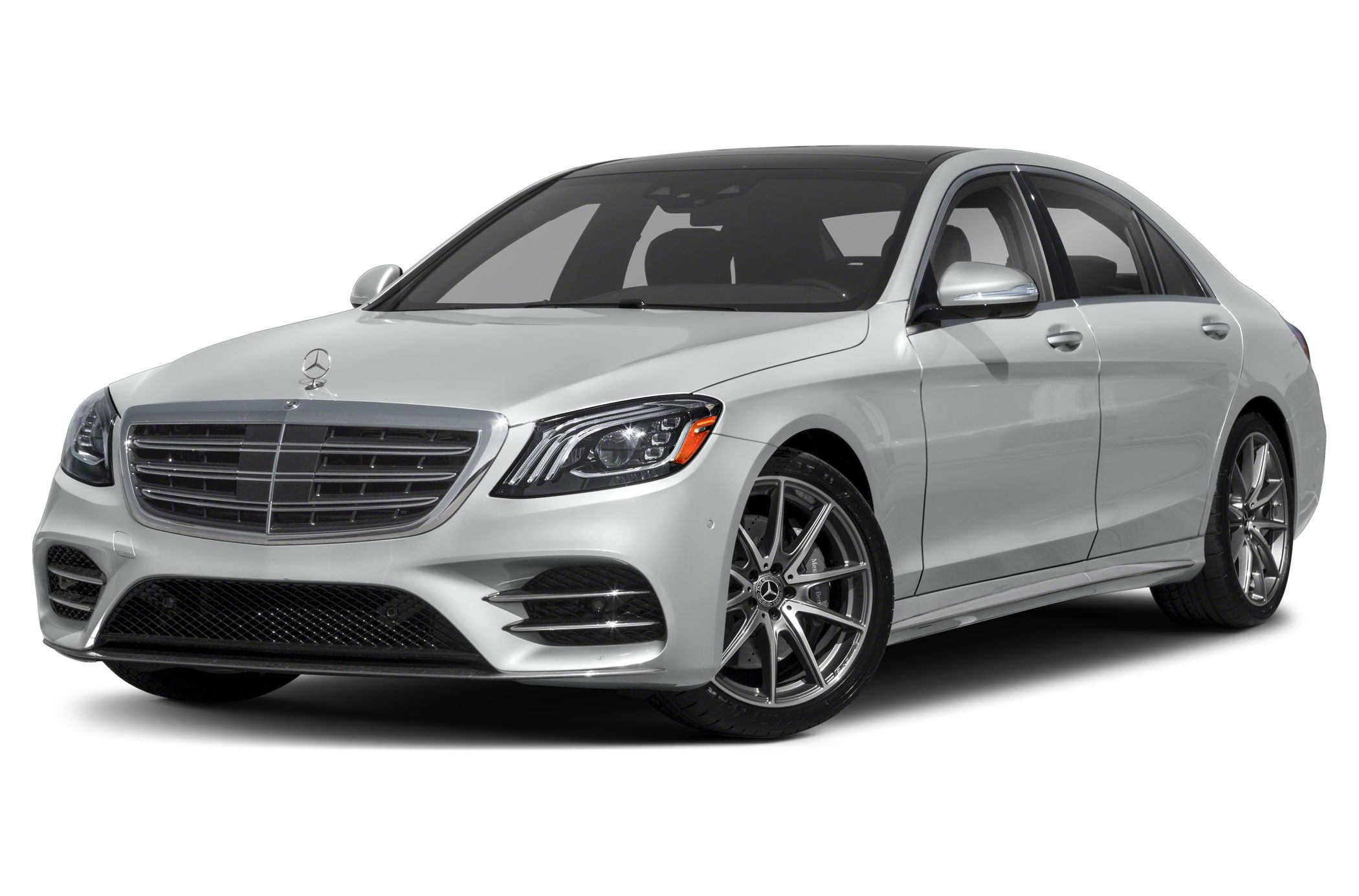Face to giant face with the 2014 Mercedes-Benz S-Class [w/videos]