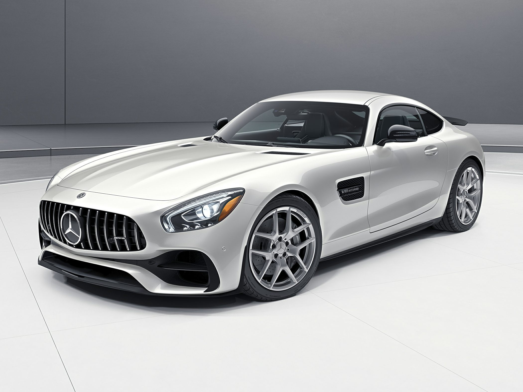 Mercedes benz amg gt prices reviews and new model for New mercedes benz model