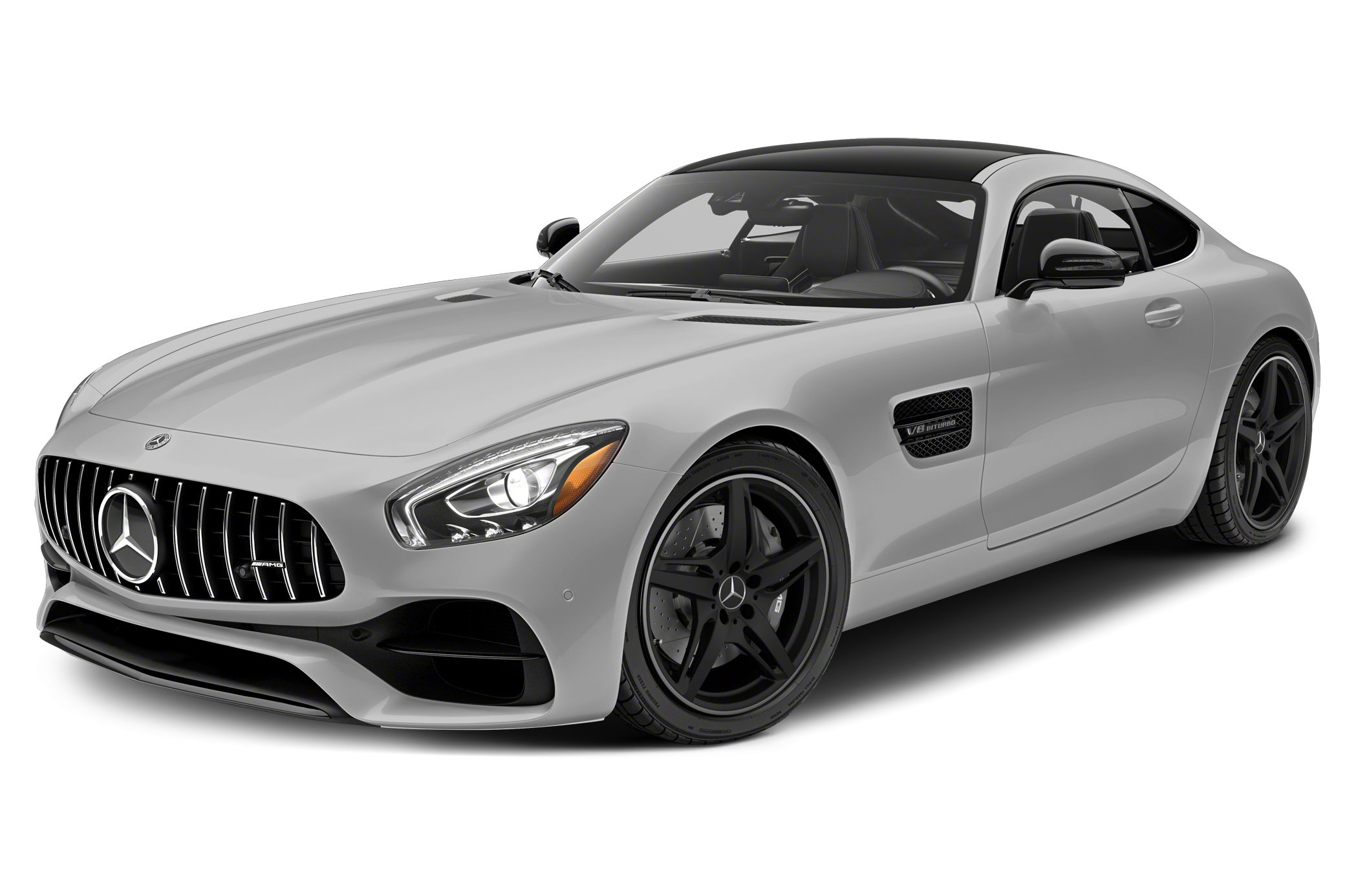 Mercedes refreshes the amg gt for 2018 and adds a gt c for Mercedes benz sport car