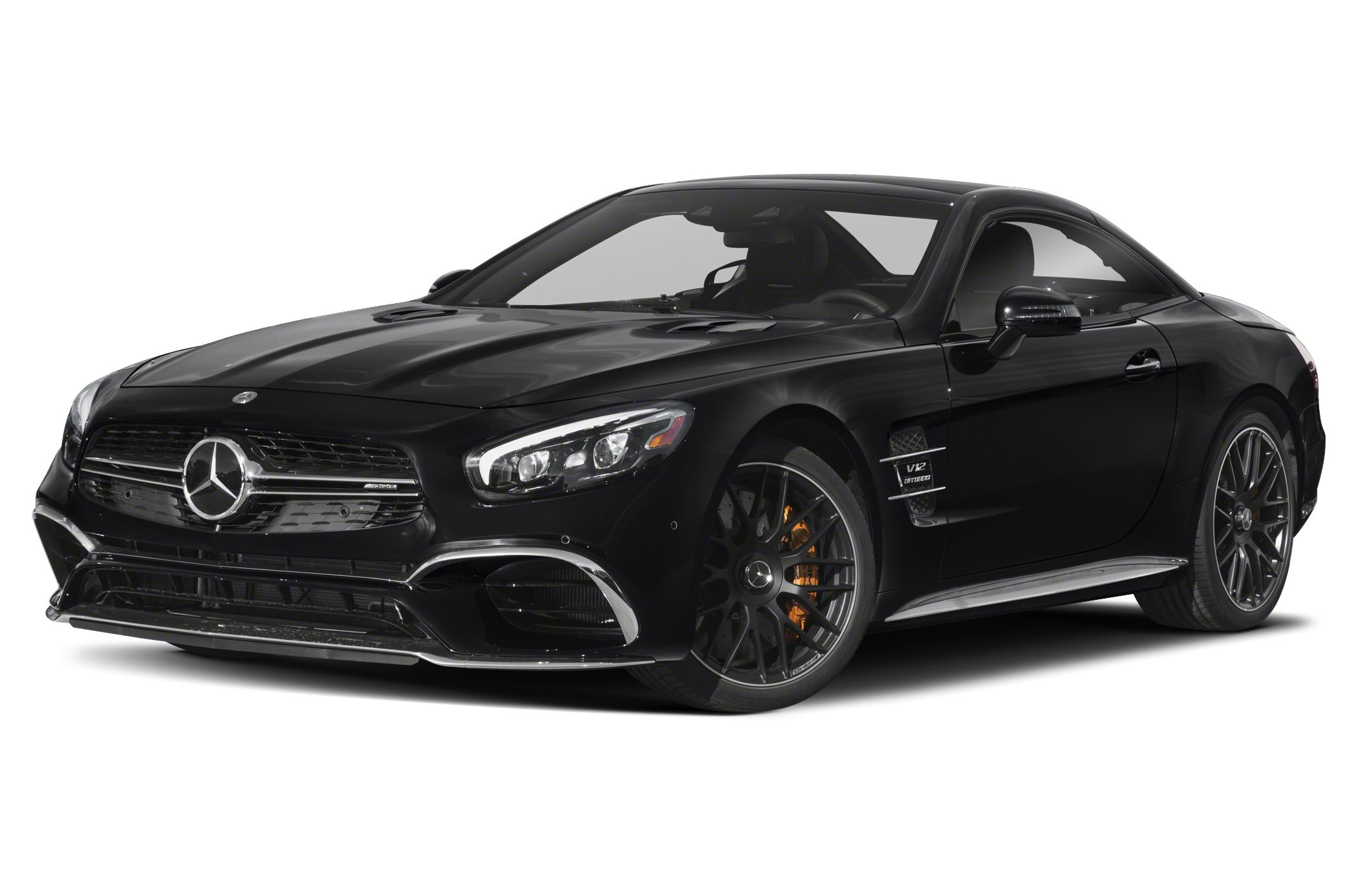 2018 Mercedes Benz AMG SL 65 New Car Test Drive