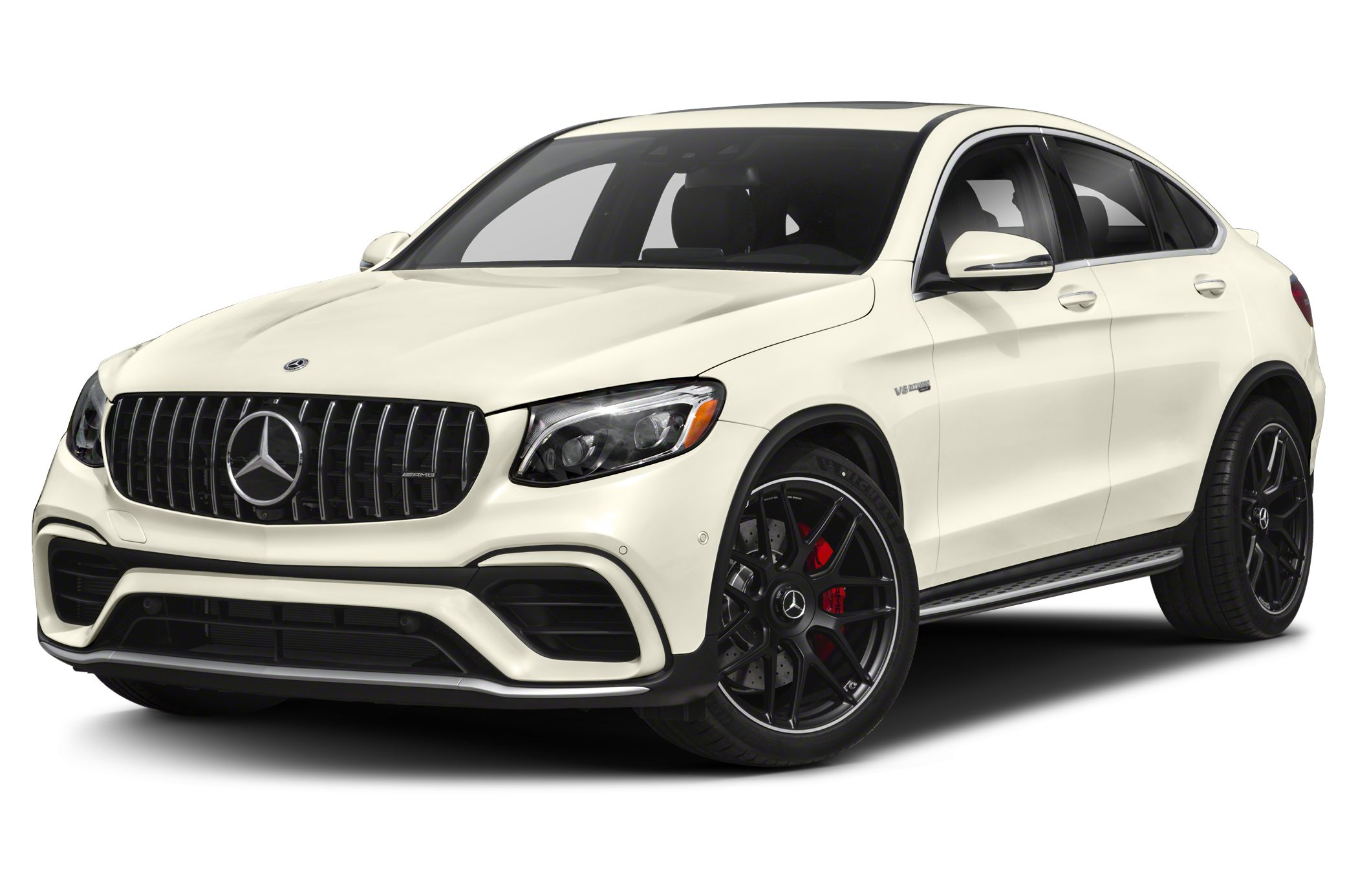 2019 Mercedes Benz AMG GLC 63 S AMG GLC 63 Coupe 4dr All wheel Drive
