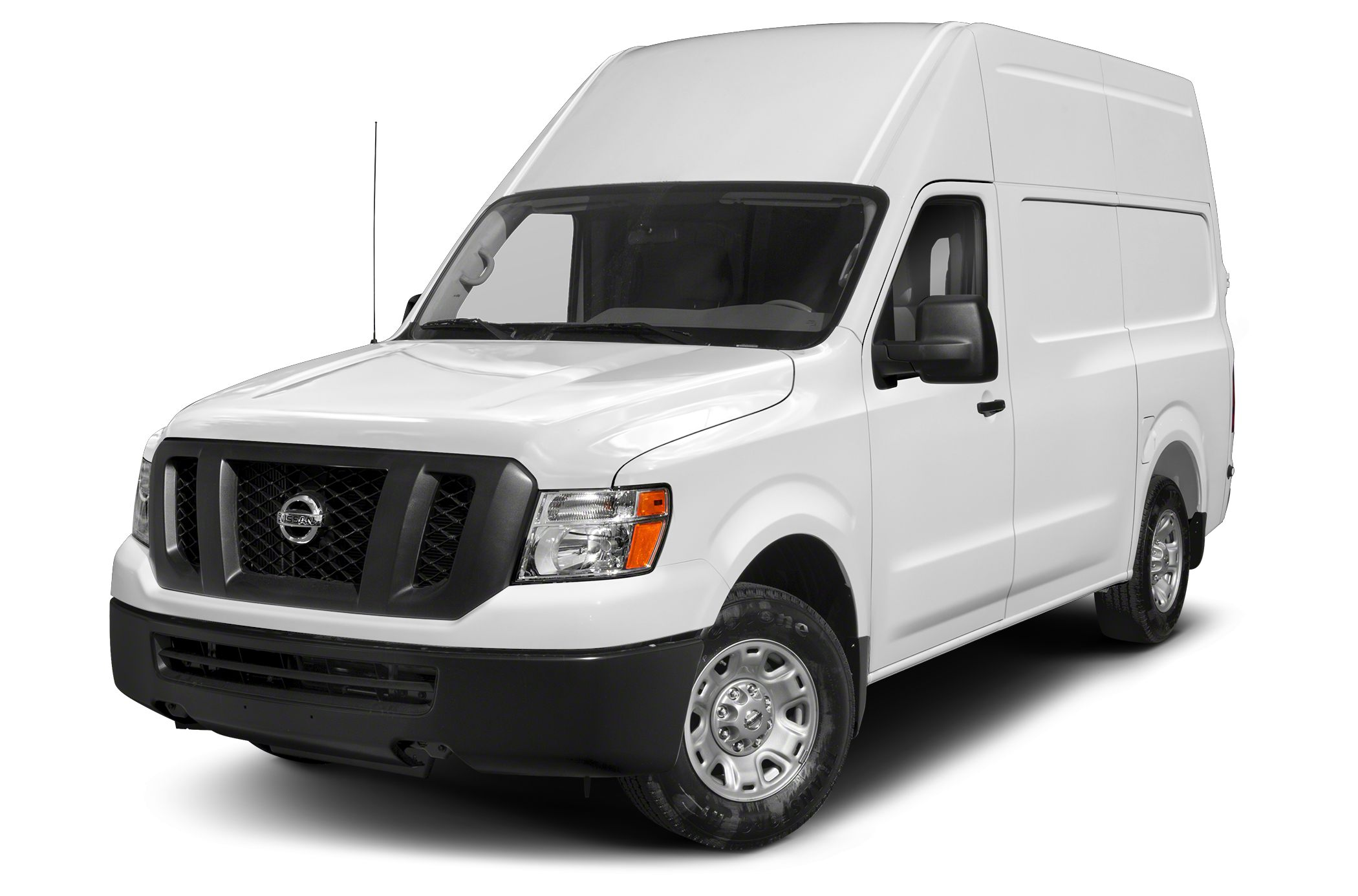 nissan built a cummins powered off road cargo van autoblog. Black Bedroom Furniture Sets. Home Design Ideas