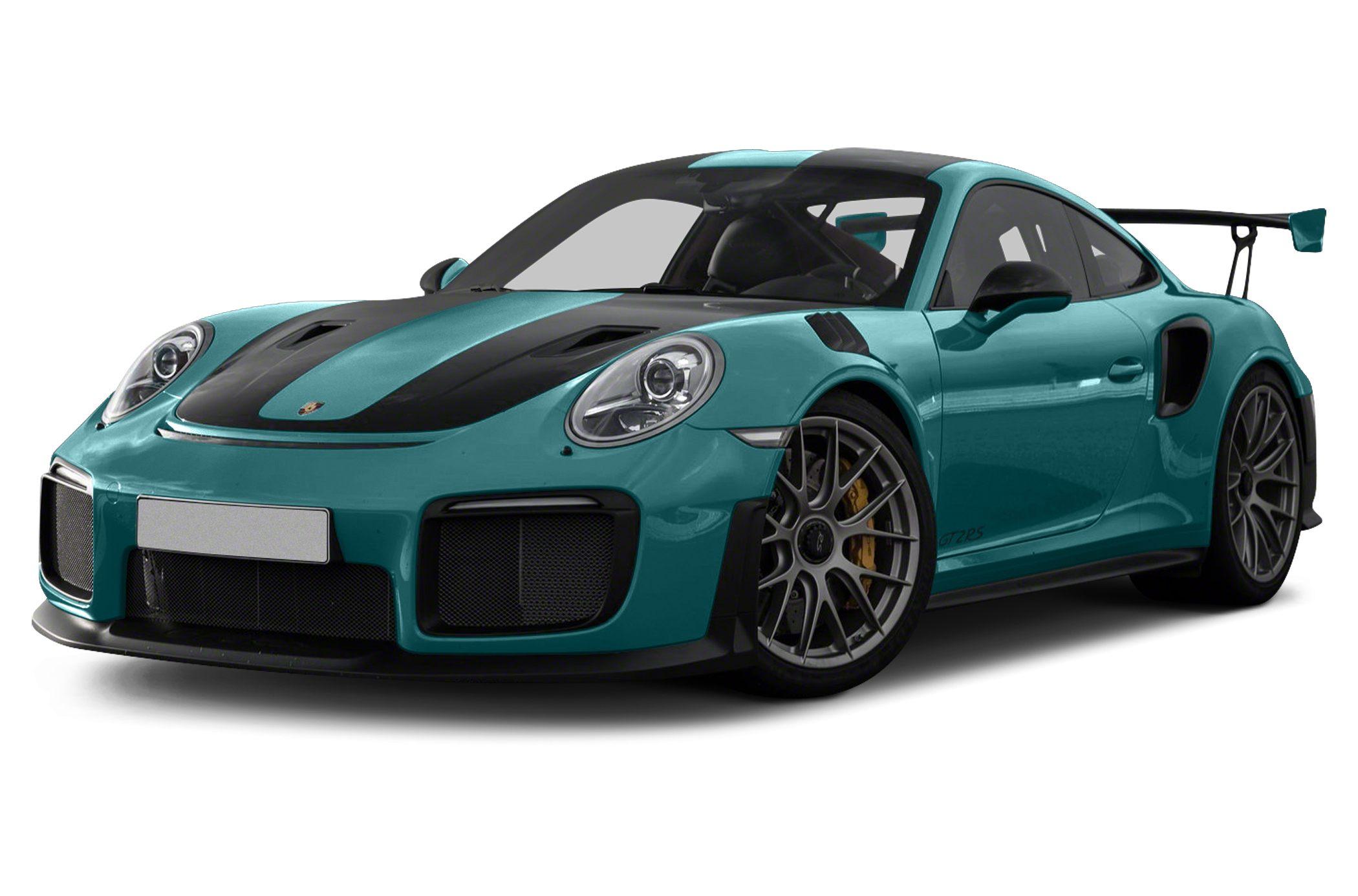 2018 Porsche 911 Gt2 Rs 2dr Rear Wheel Drive Coupe Pictures