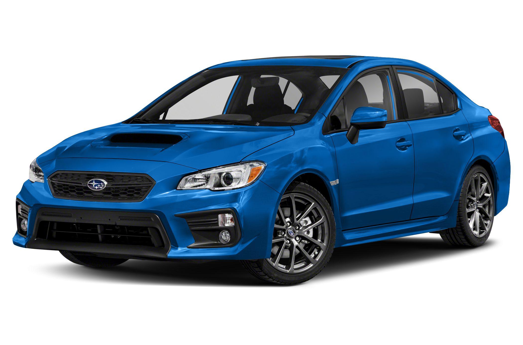 2018 Subaru WRX Premium 4dr All-wheel Drive Sedan