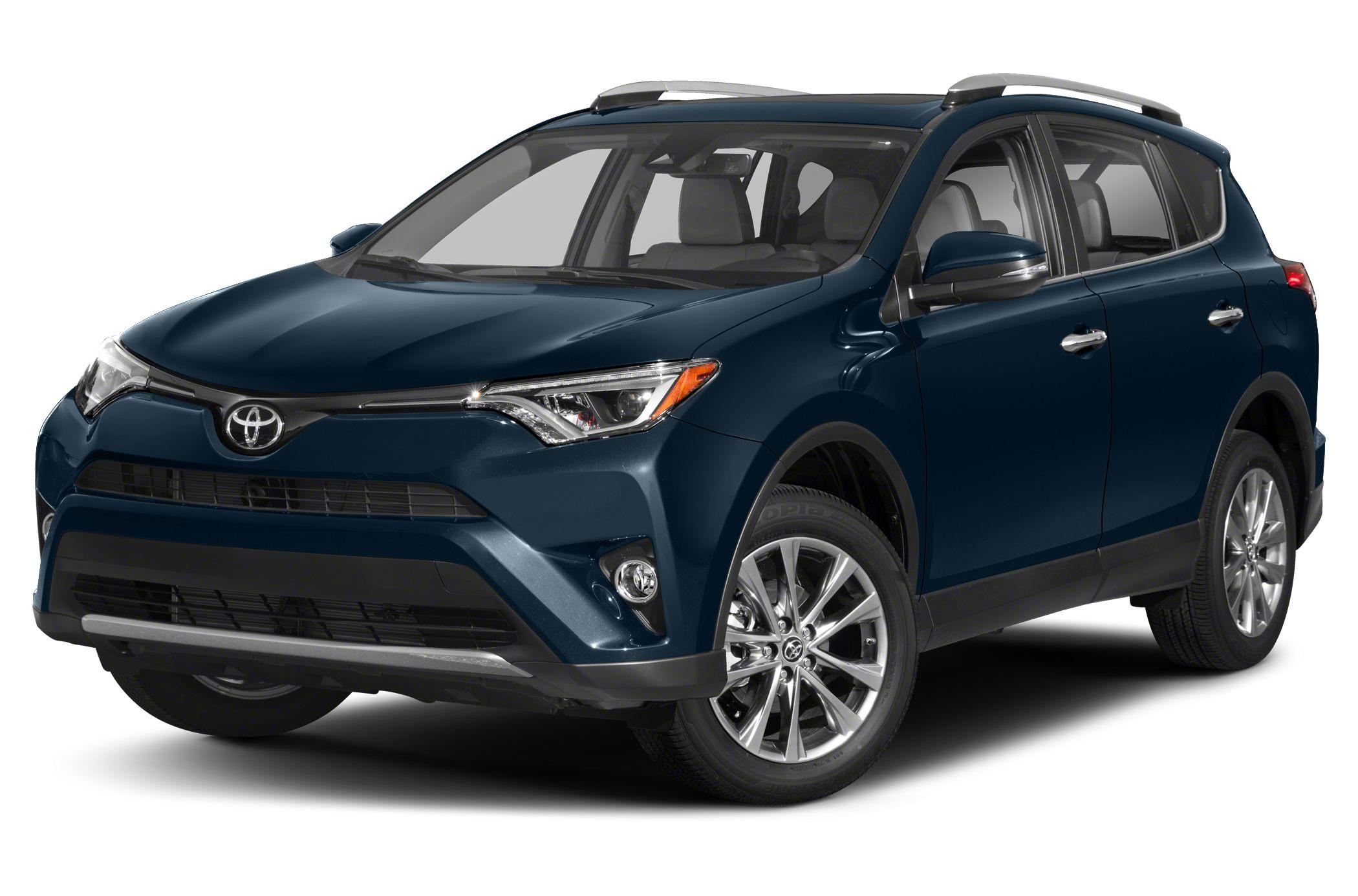 2018 Toyota RAV4 SE 4dr Front-wheel Drive