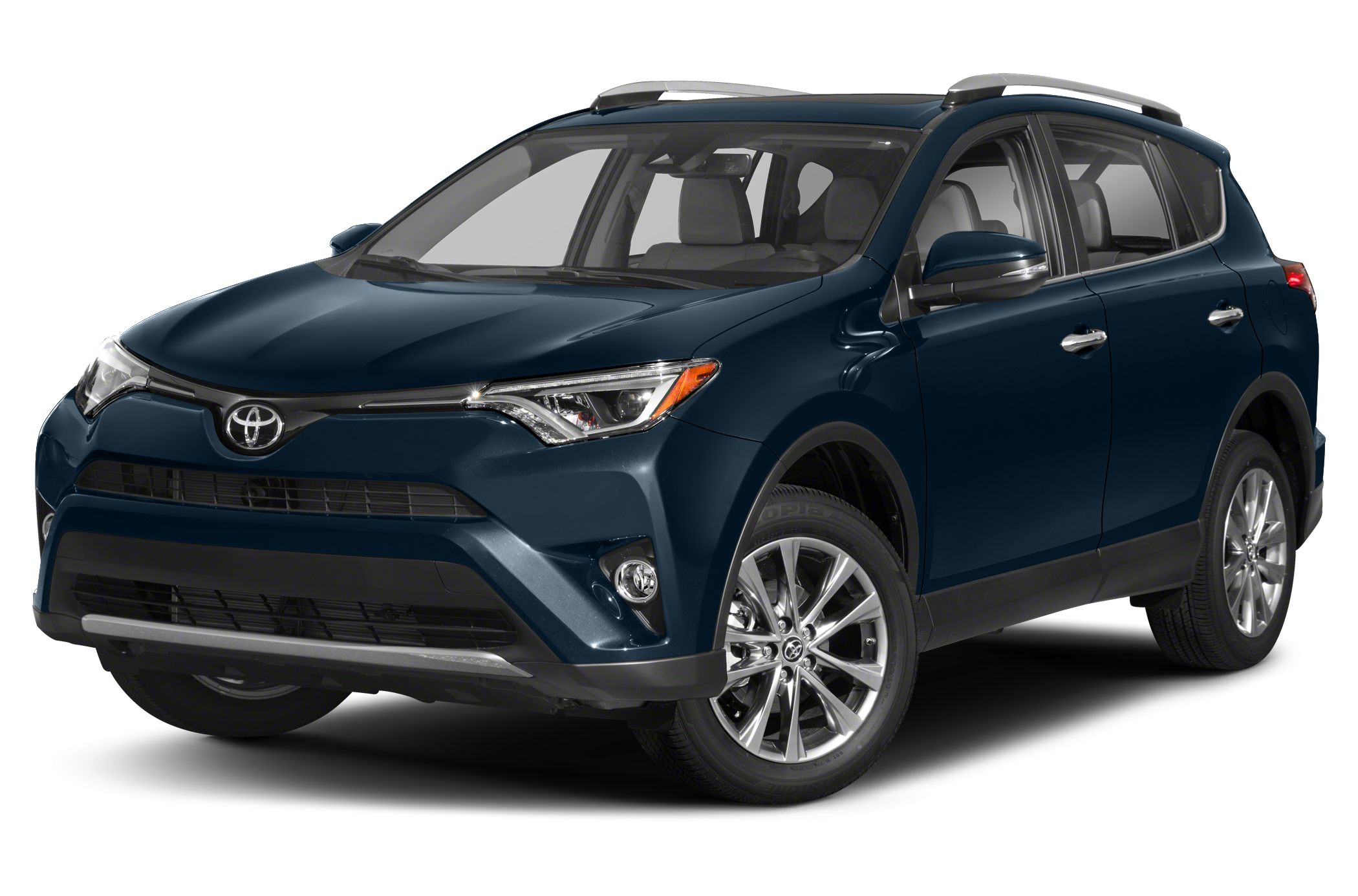 2018 Toyota RAV4 Platinum 4dr All-wheel Drive