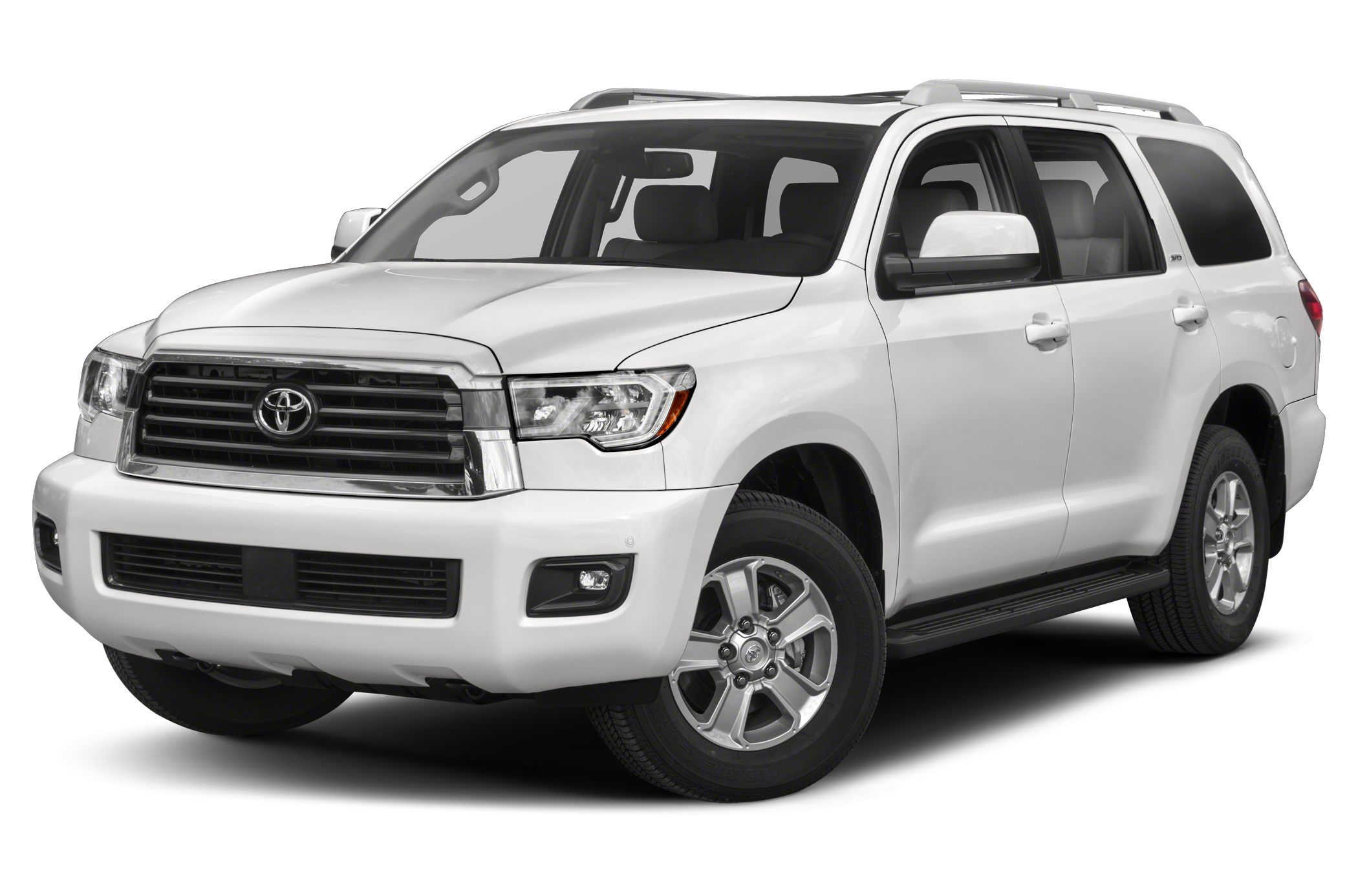 2018 Toyota Sequoia: Refreshed, Changes, TRD Sport, Price >> 2019 Toyota Sequoia New Car Test Drive