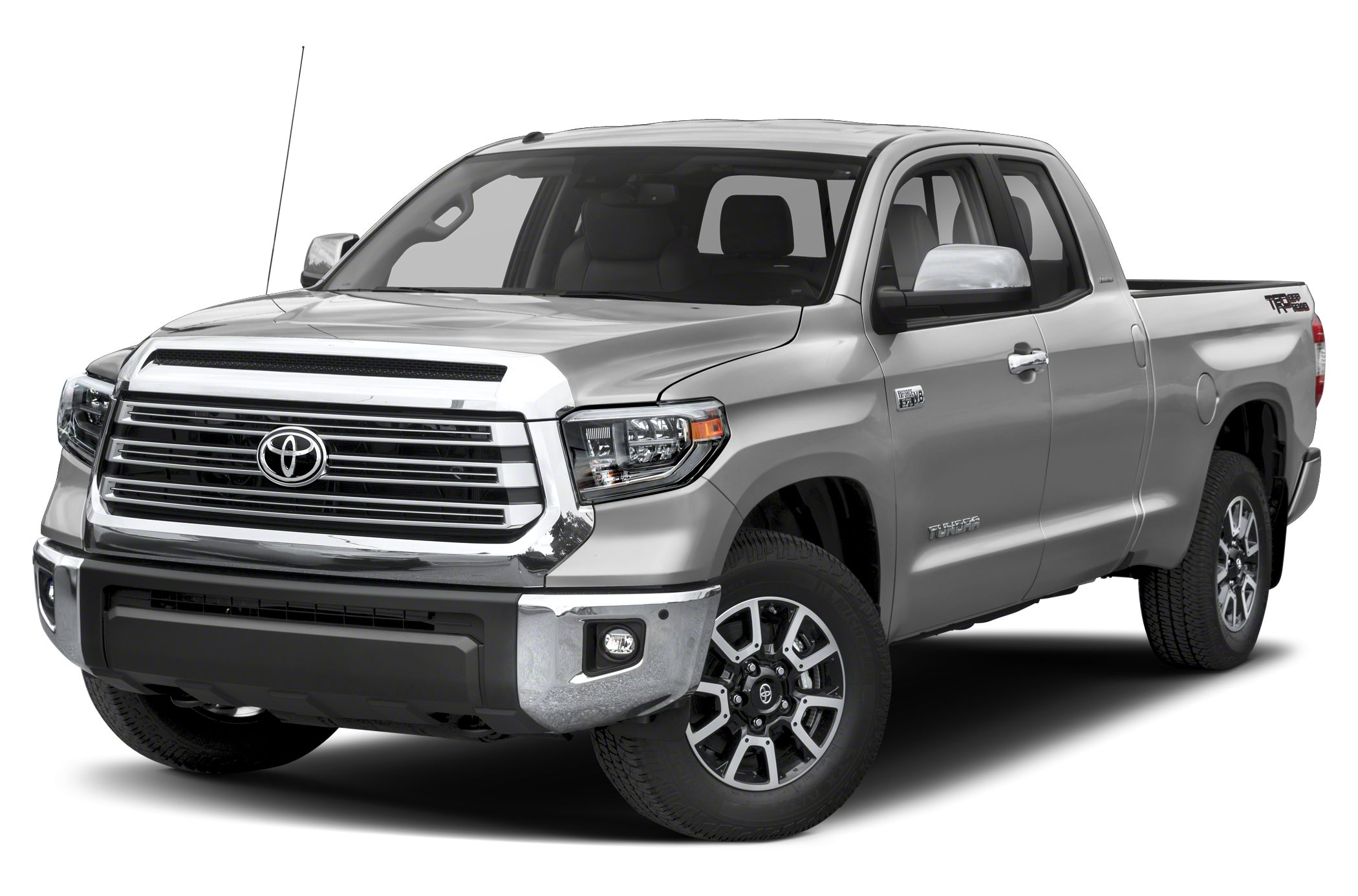 2018 Toyota Tundra Limited 5.7L V8 4x4 Double Cab 6.6 ft. box 145.7 in. WB