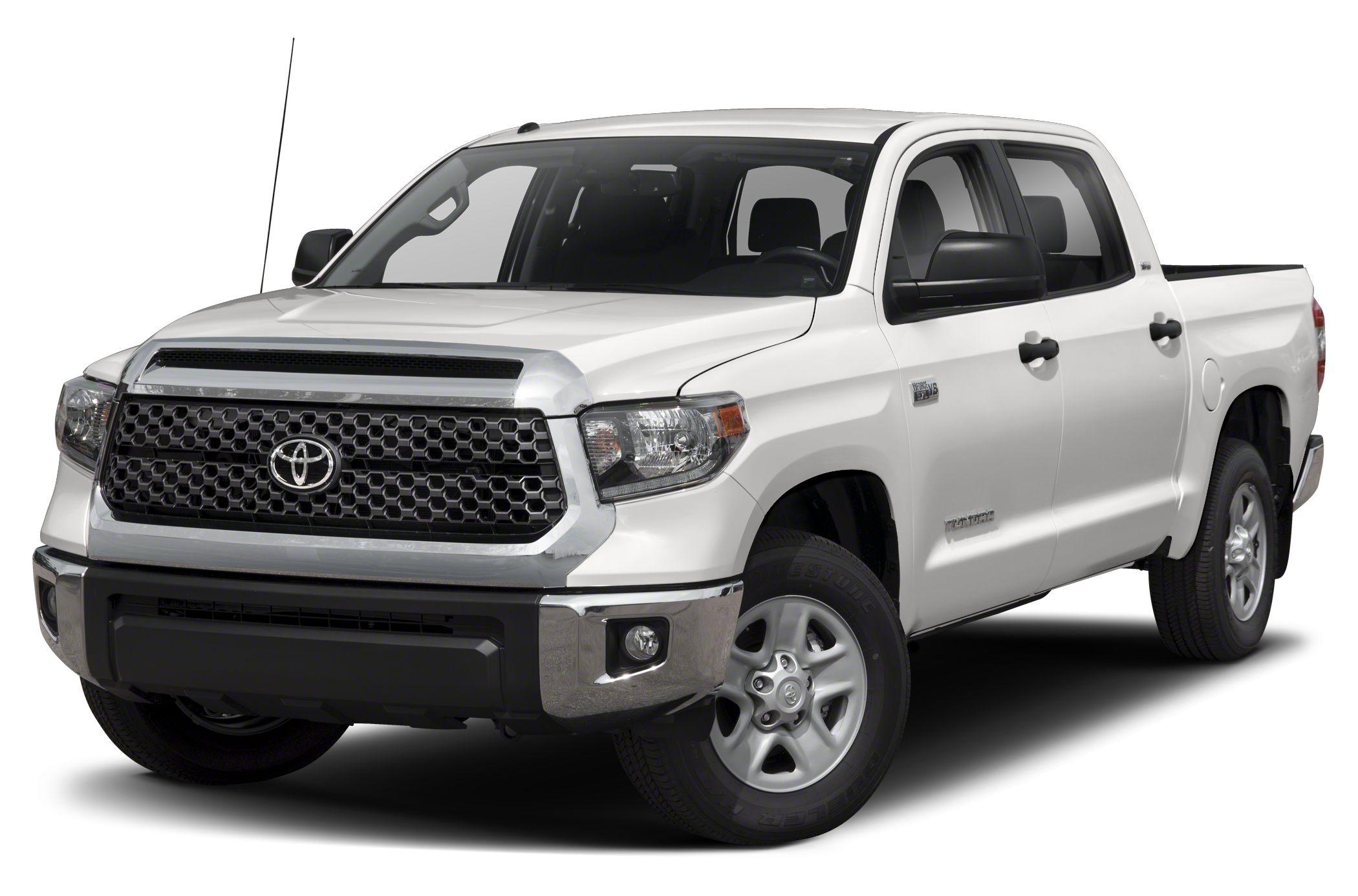 2019 Toyota Tundra SR5 4.6L V8 4x4 CrewMax 5.6 ft. box 145.7 in. WB