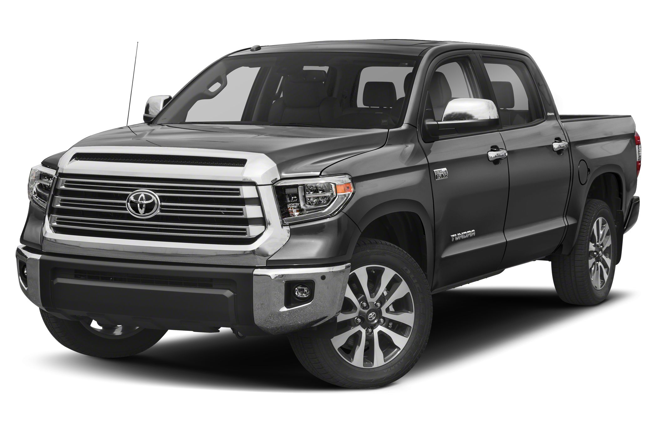 2019 Toyota Tundra TRD Pro 5.7L V8 4x4 CrewMax 5.6 ft. box 145.7 in. WB